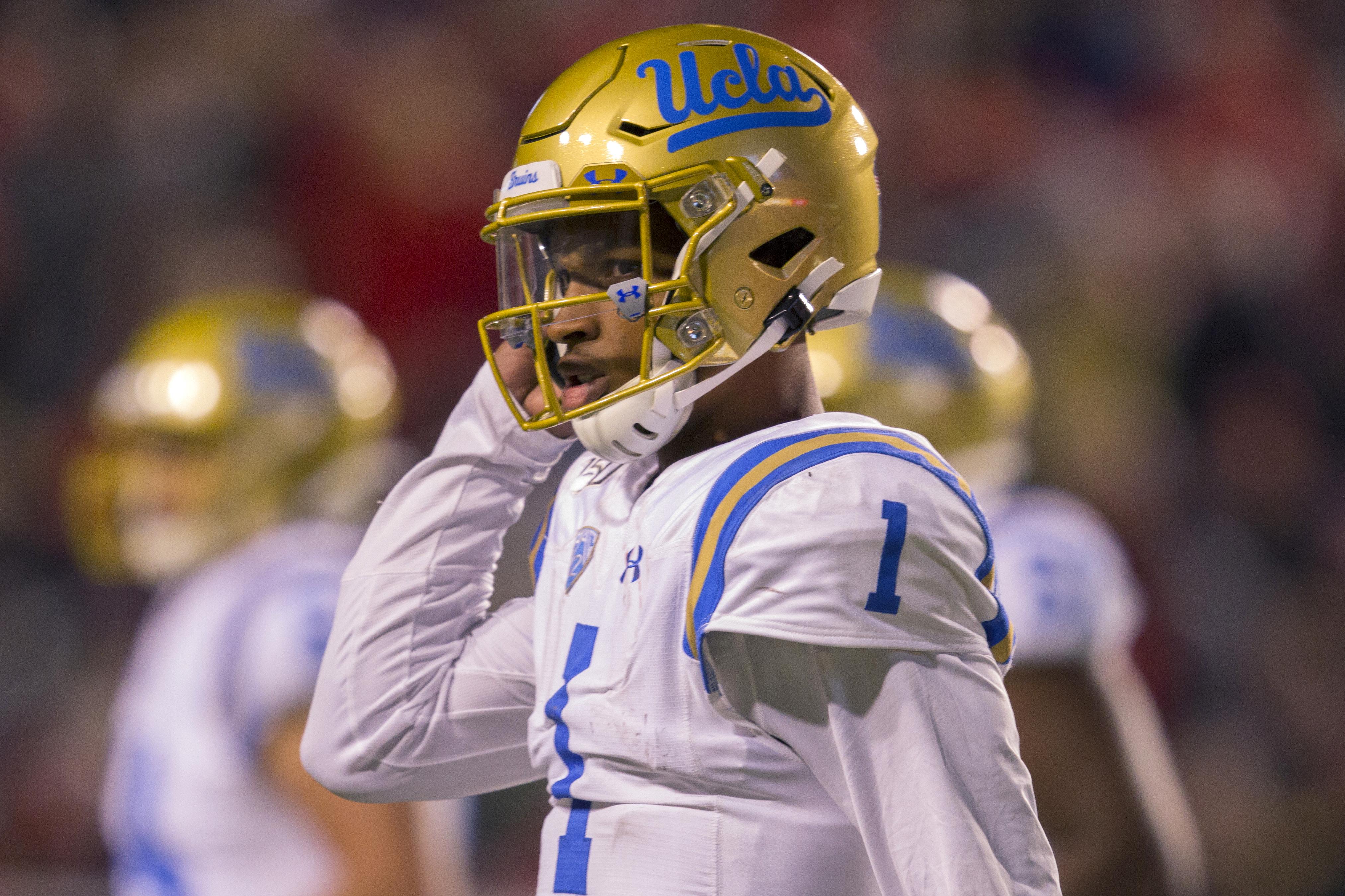 UCLA V Utah