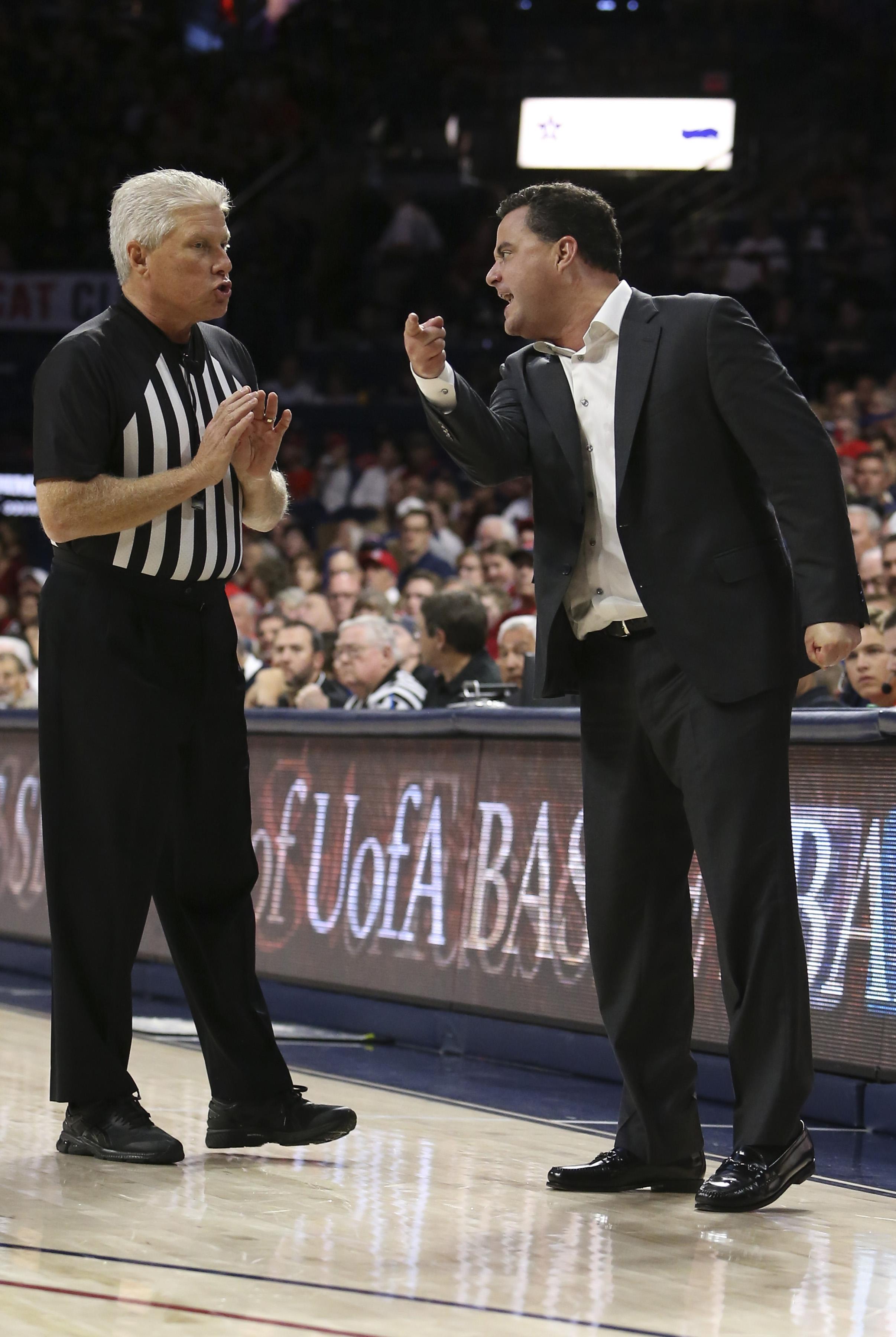 NCAA Basketball: New Mexico State at Arizona
