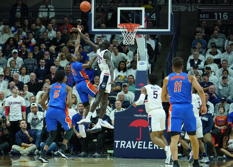 NCAA Basketball: Florida at Connecticut