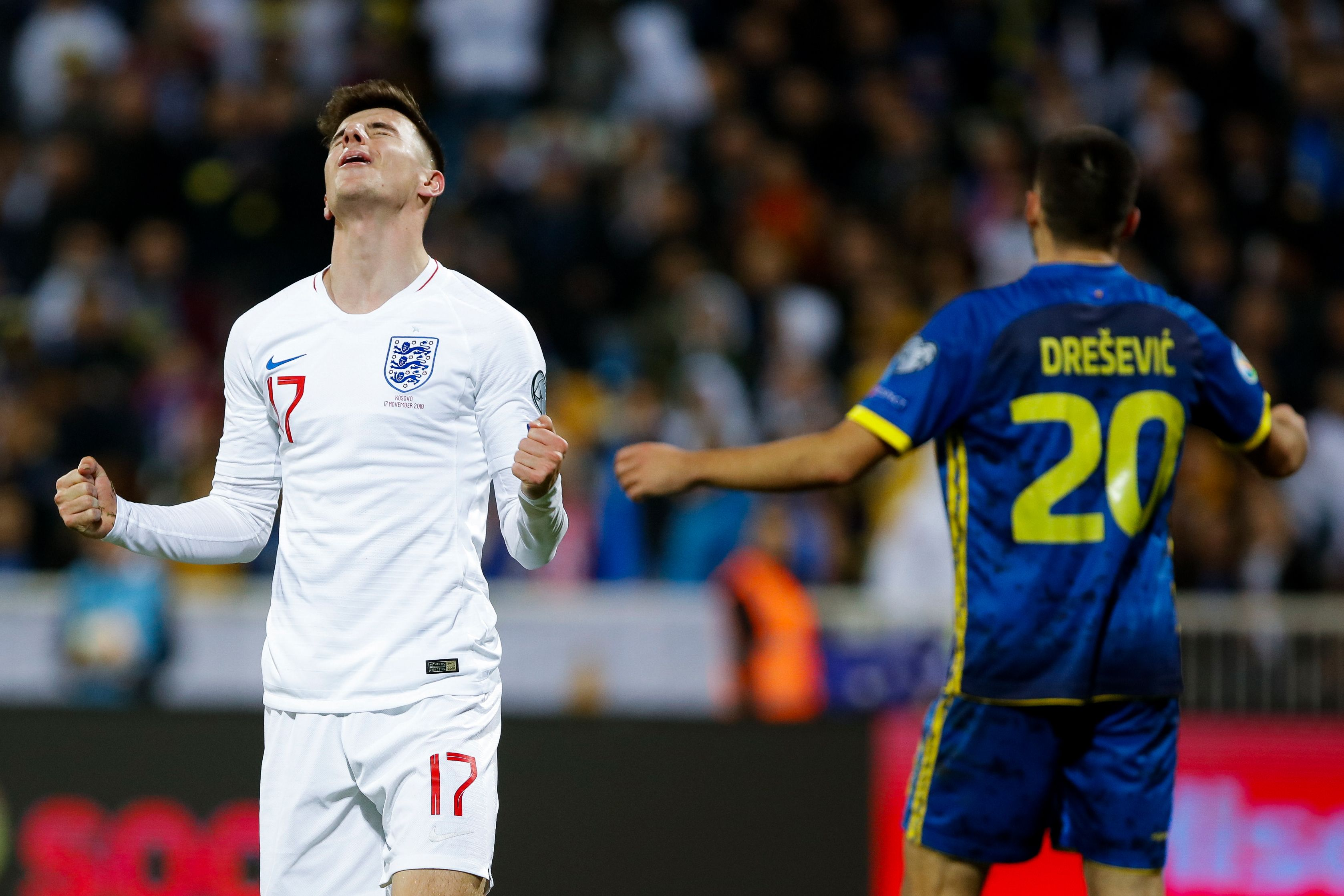 Mount scores as Tomori makes England debut; Kanté rested and not injured for France