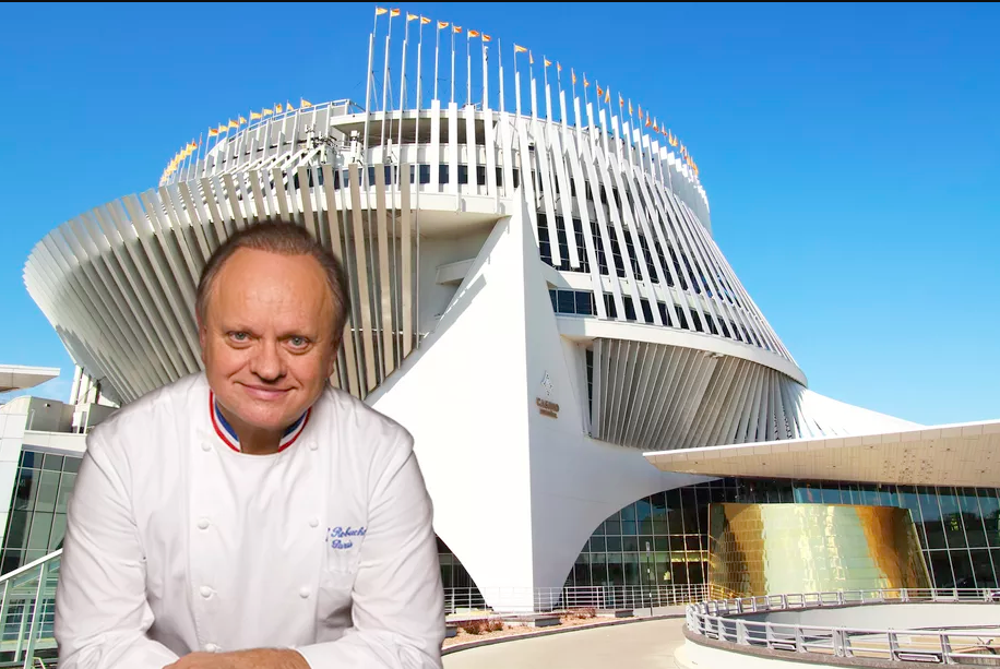 Joël Robuchon's Montreal Restaurant May Be Using a Foreign Company to Avoid Taxes