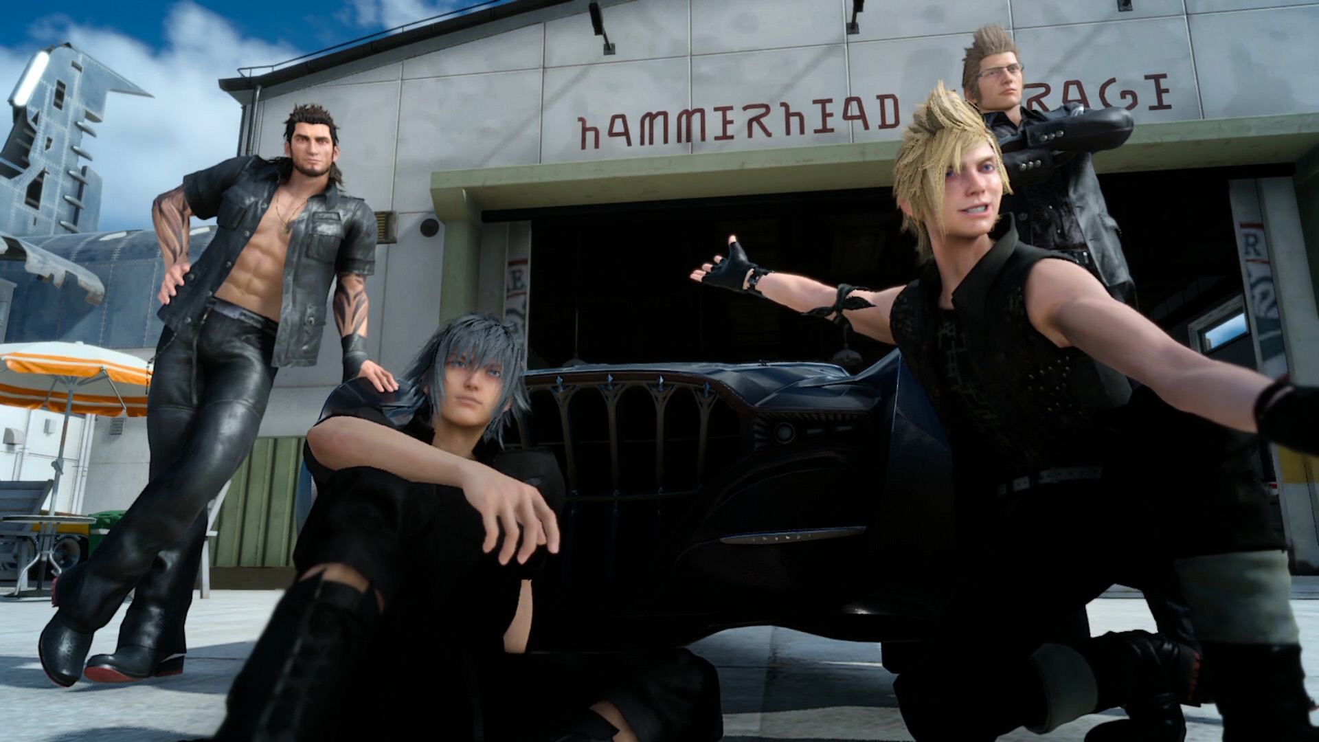 Final Fantasy 15 screenshot
