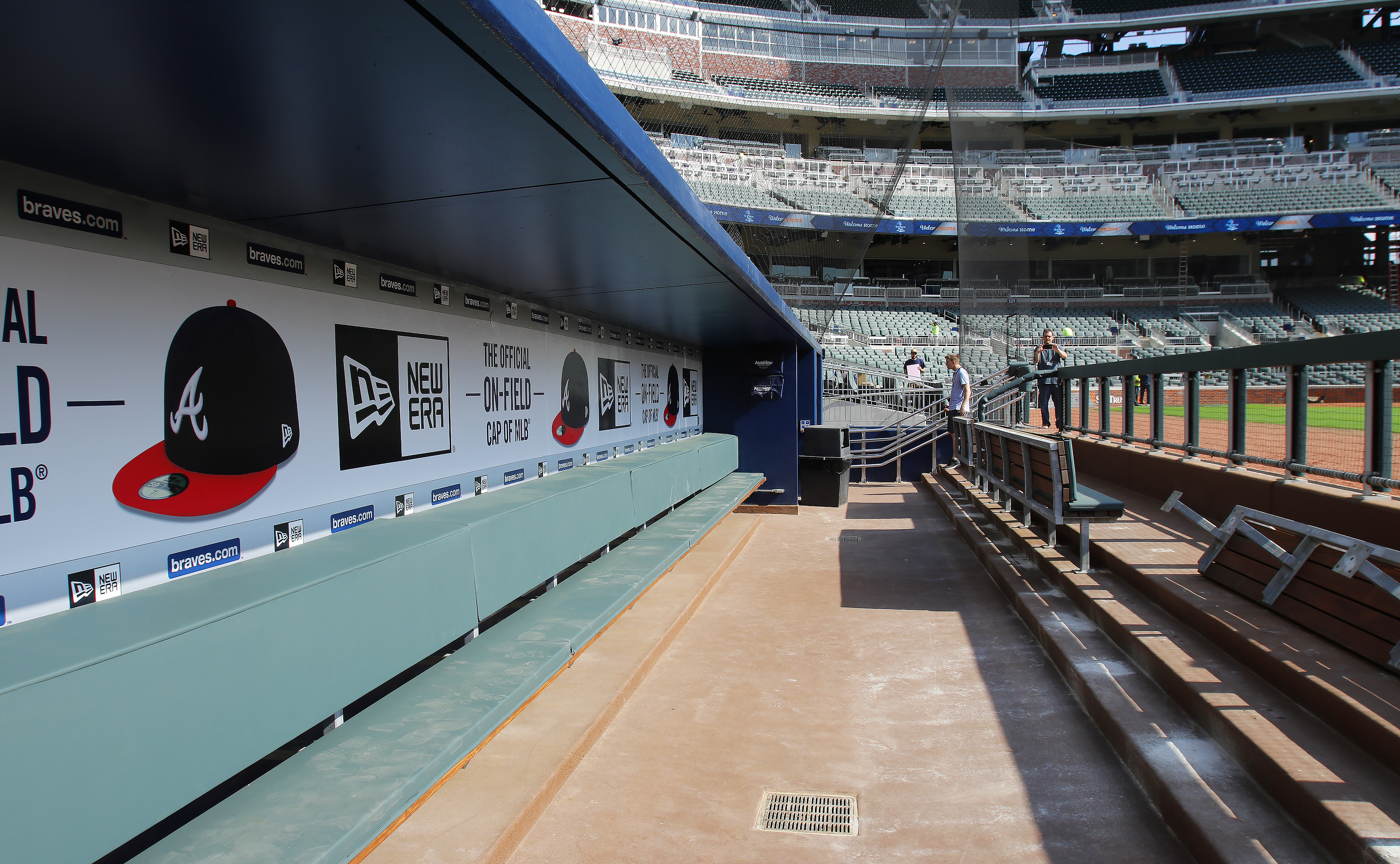 MLB: MAR 29 Atlanta Braves SunTrust Park