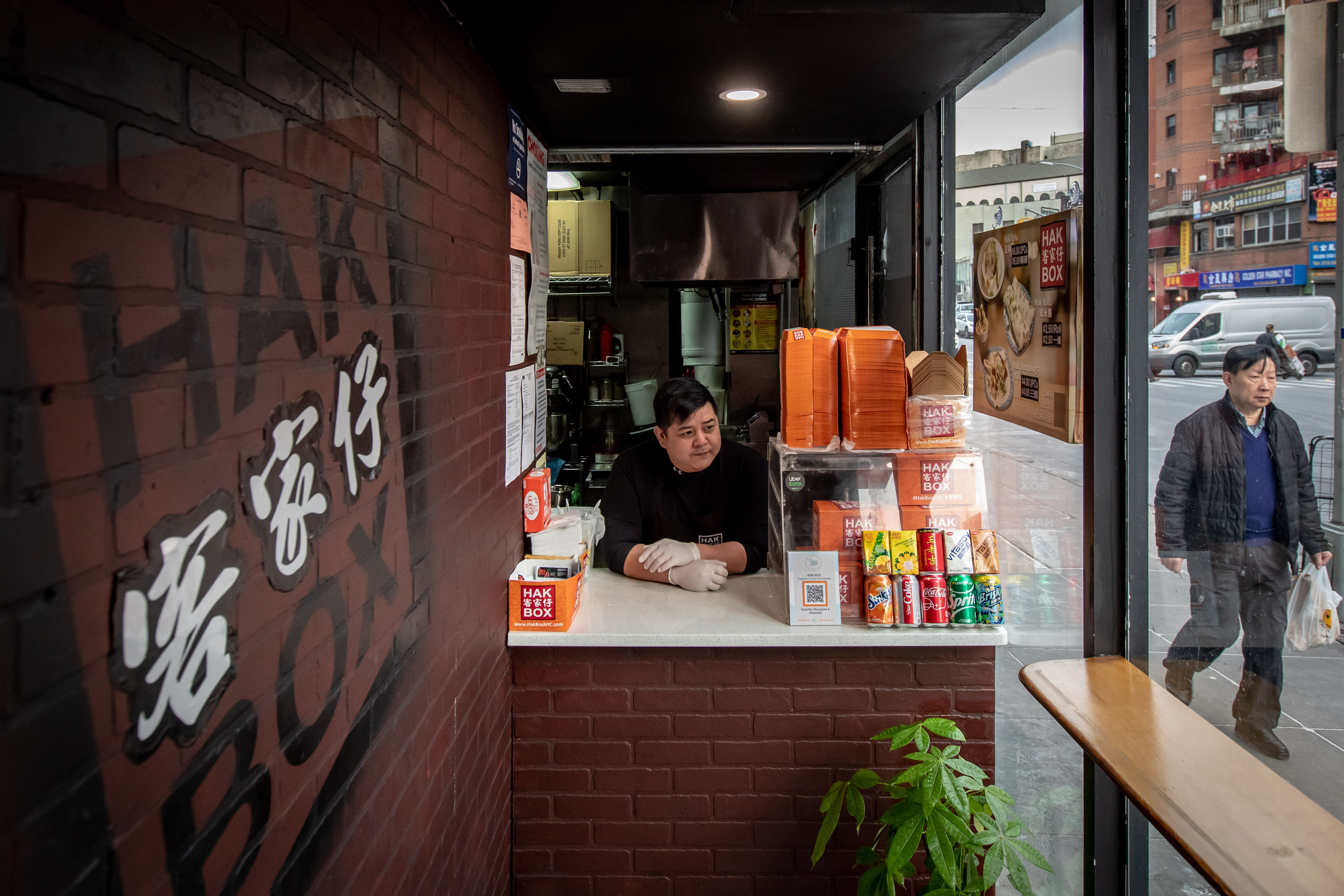 Newcomer Hak Box Surprises Chinatown with a Nostalgic Taste of Old New York