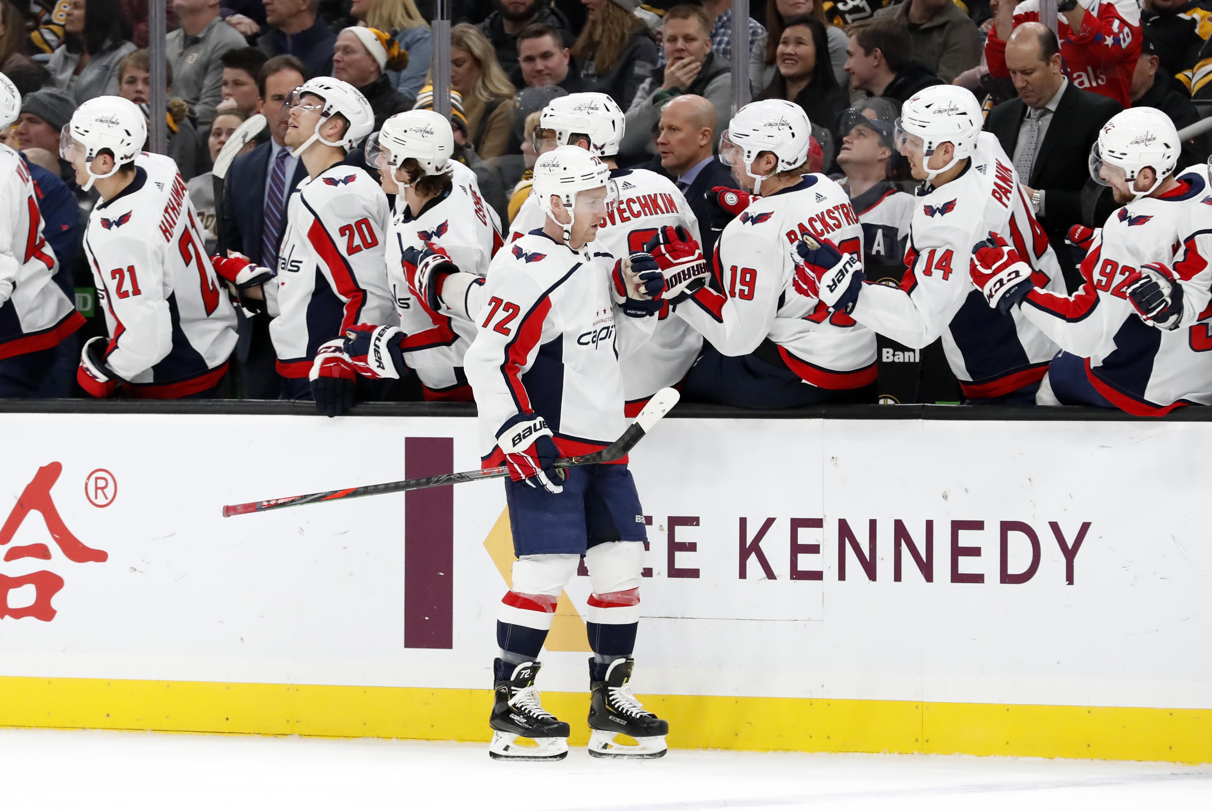 NHL: NOV 16 Capitals at Bruins