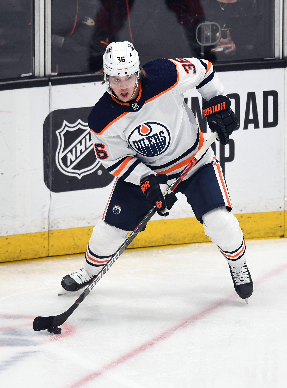 NHL: NOV 10 Oilers at Ducks