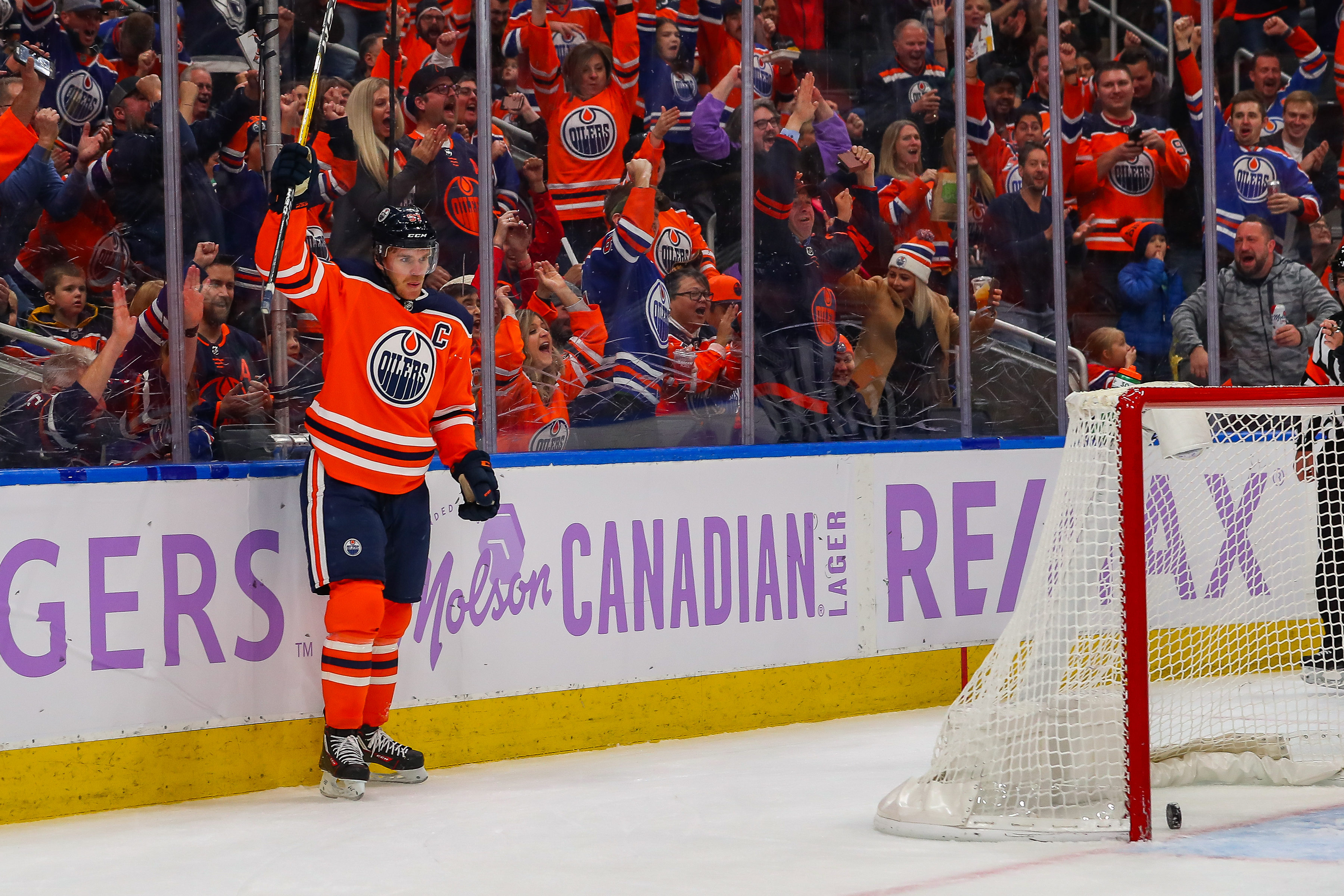 NHL: NOV 16 Stars at Oilers