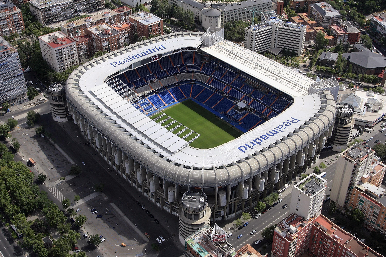 Real Madrid - The Stadium