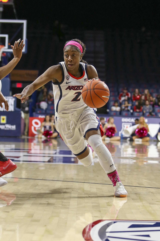 COLLEGE BASKETBALL: FEB 15 Women's Utah at Arizona