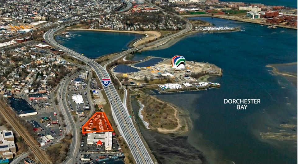 Dorchester's 780 Morrissey site would host 207 apartments under proposal