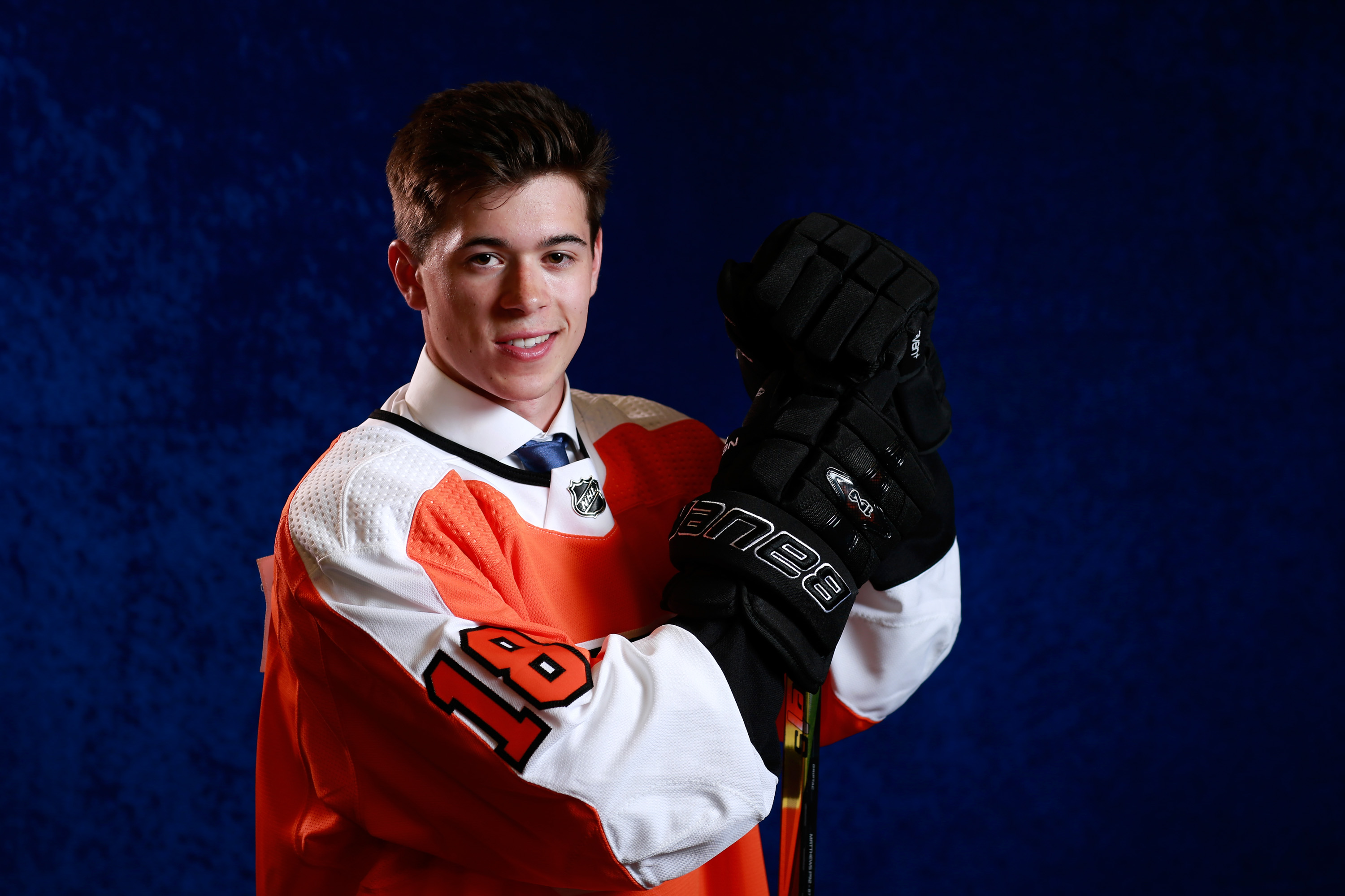 2018 NHL Draft - Portraits