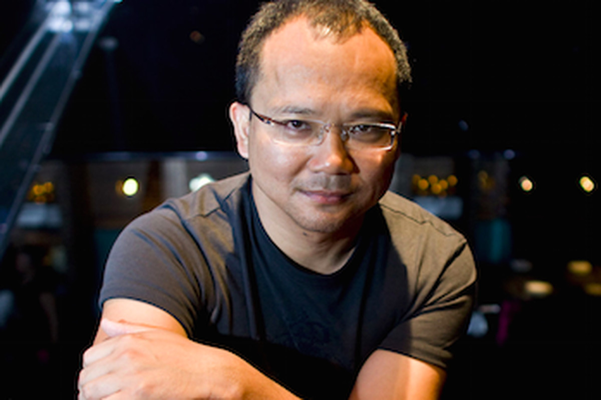 Restaurateur Alan Yau