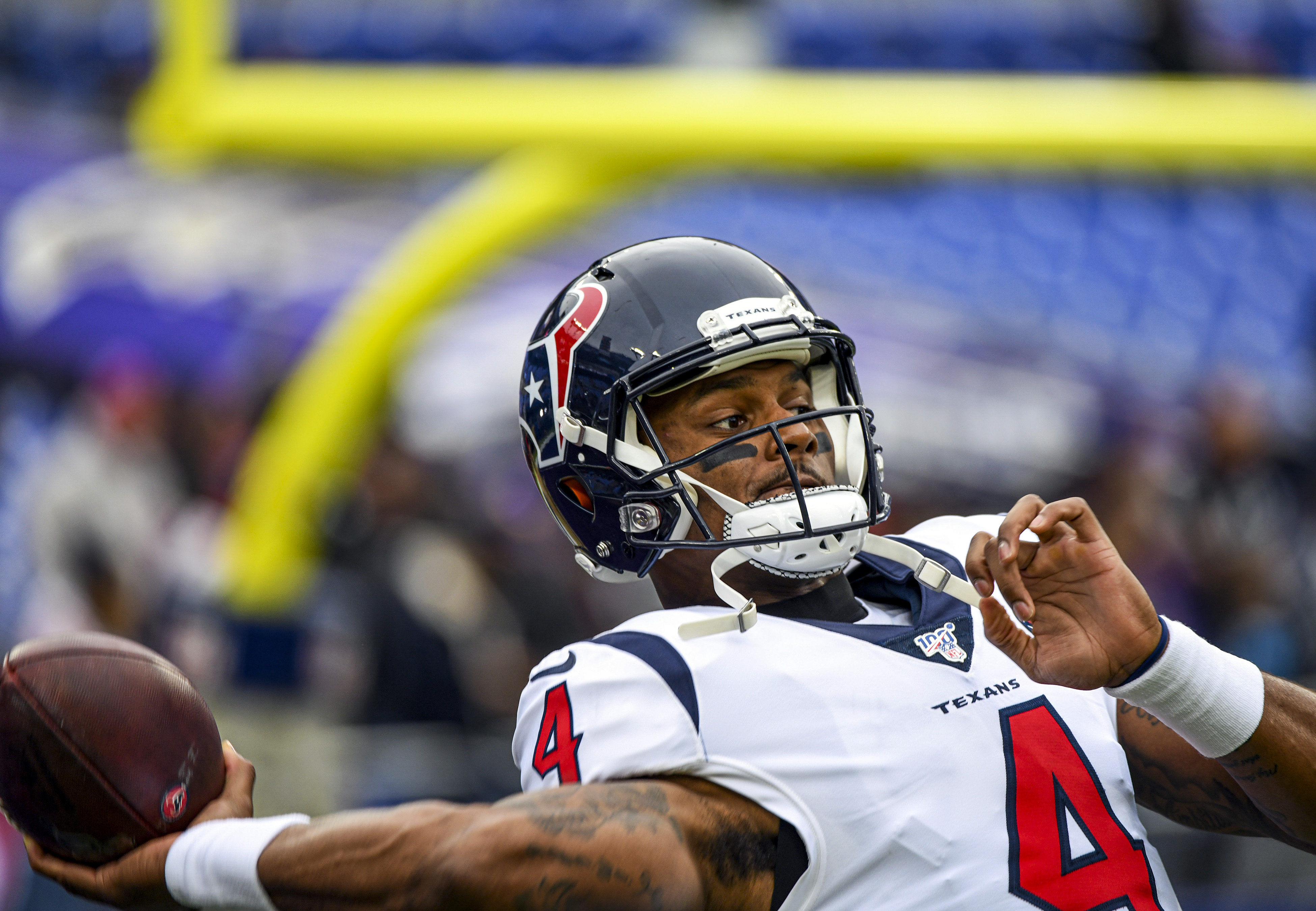 NFL: NOV 17 Texans at Ravens