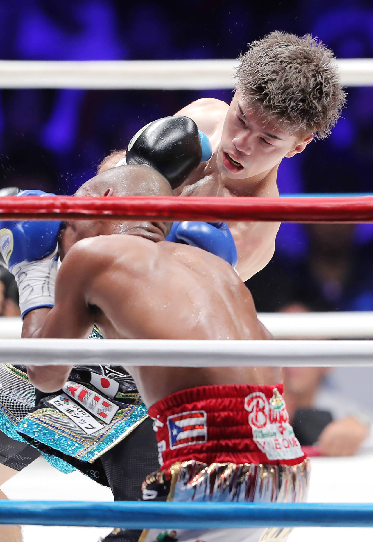 BOXING-WBO-JPN-PUR