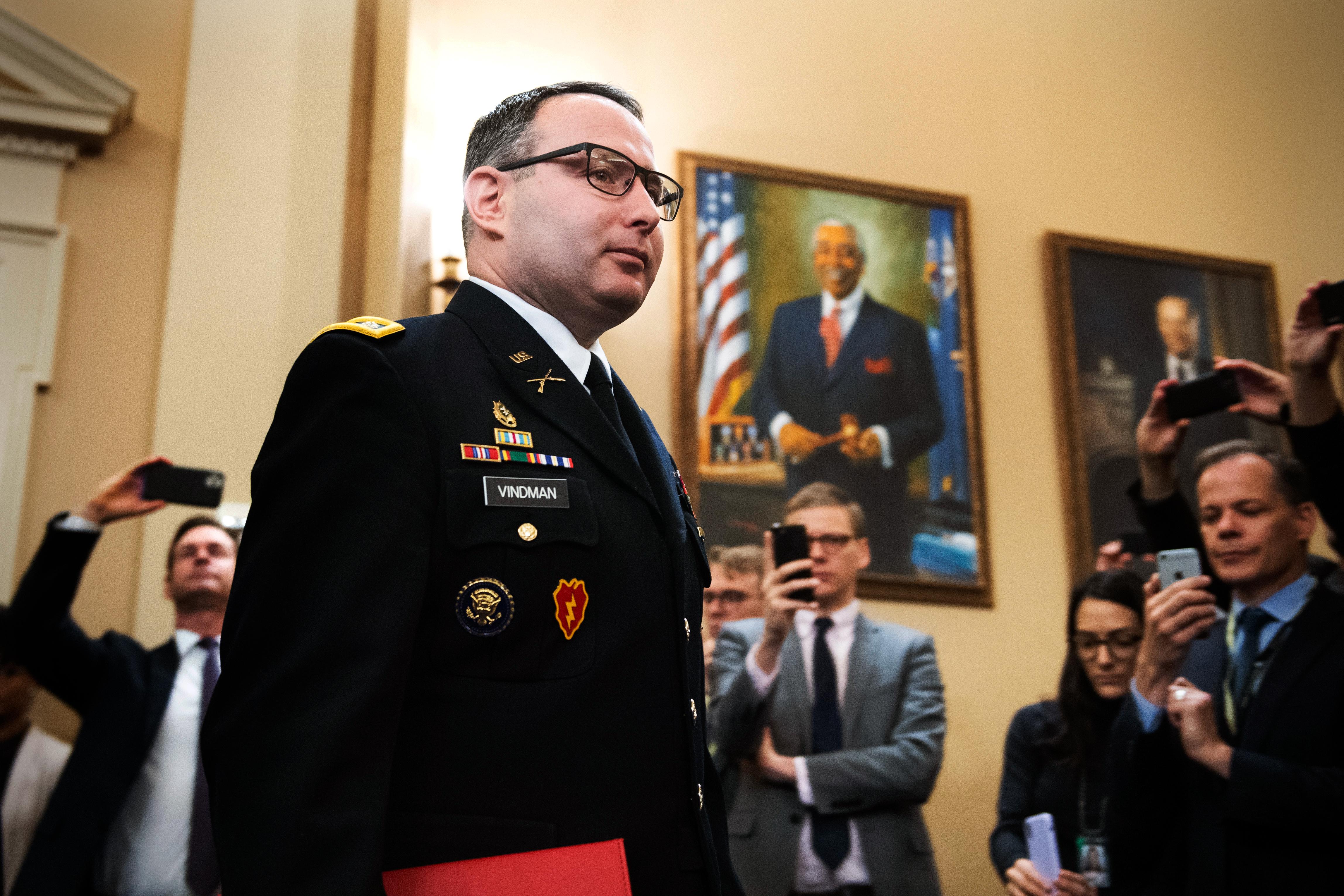 """""""It's Lieutenant Colonel Vindman"""": Nunes's effort to out whistleblower is met with an epic clap-back"""
