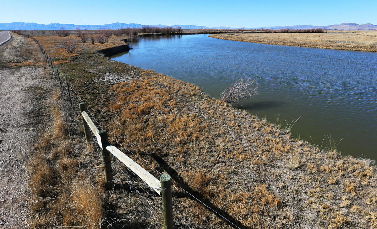 A feasibility study released Tuesday by the Utah Division of Water Resources looks at 13 potential reservoir and pipeline alignments for the Bear River Development project