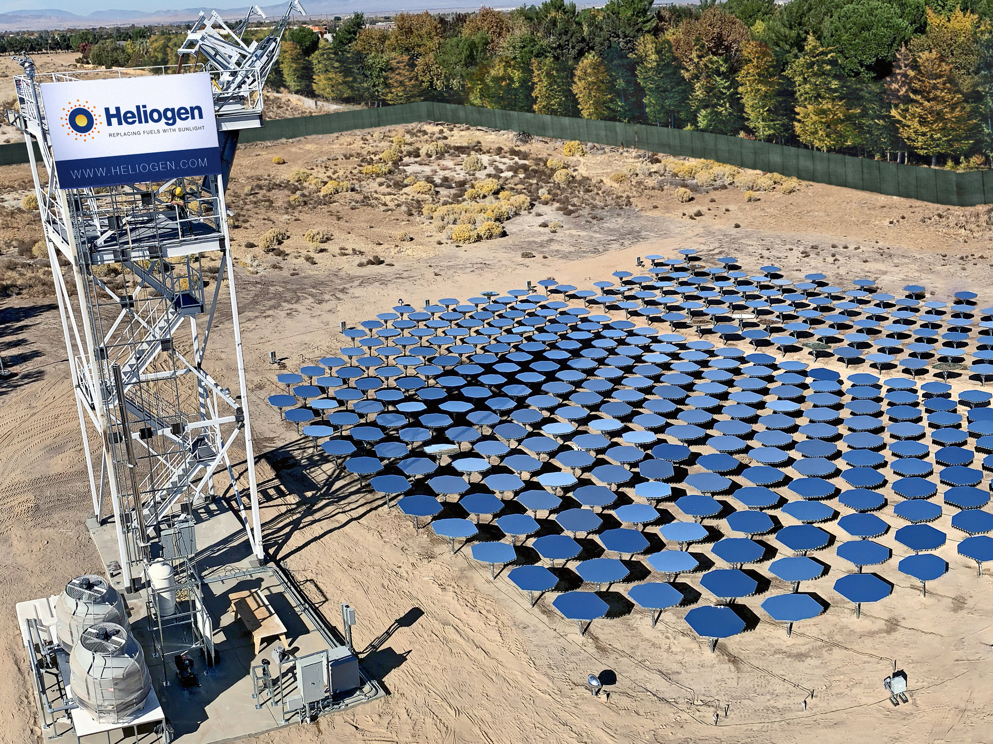 A clever new solar solution to one of the trickiest climate problems
