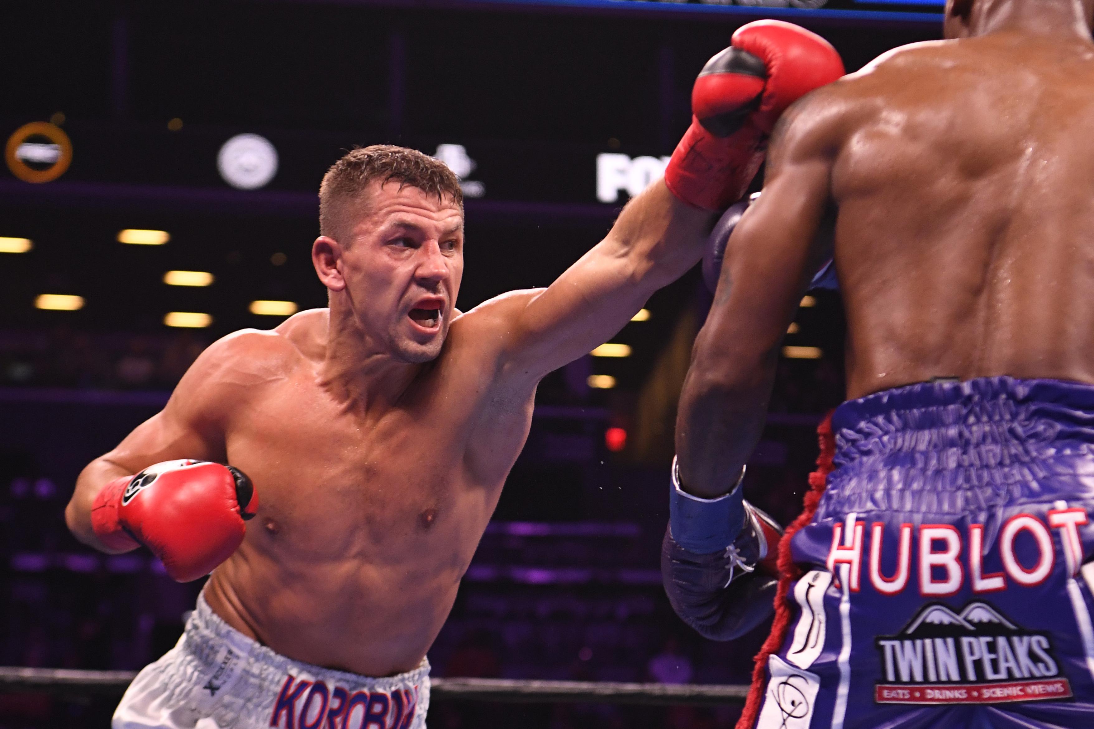 Premier Boxing Champions - Jermall Charlo vs. Matt Korobov