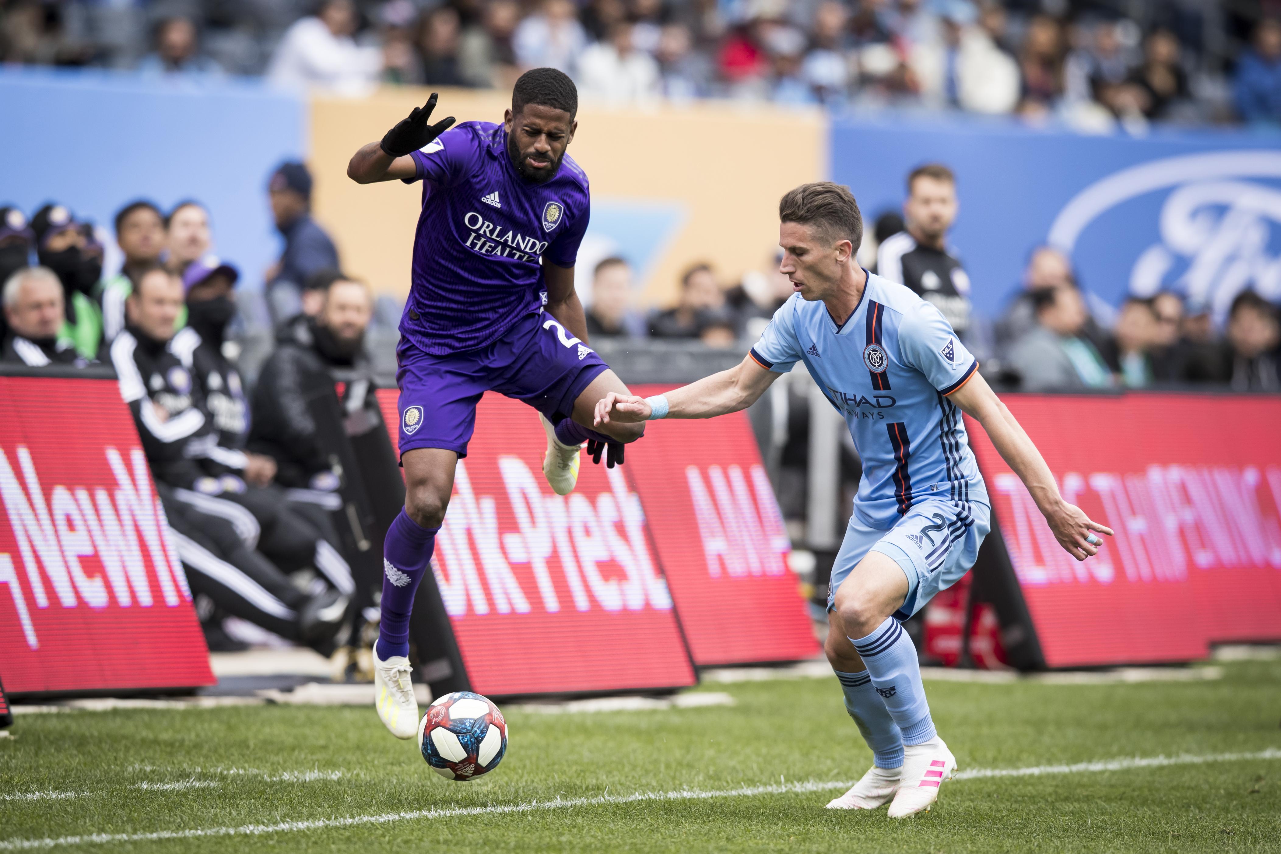 New York City FC v Orlando City SC - 2019 MLS