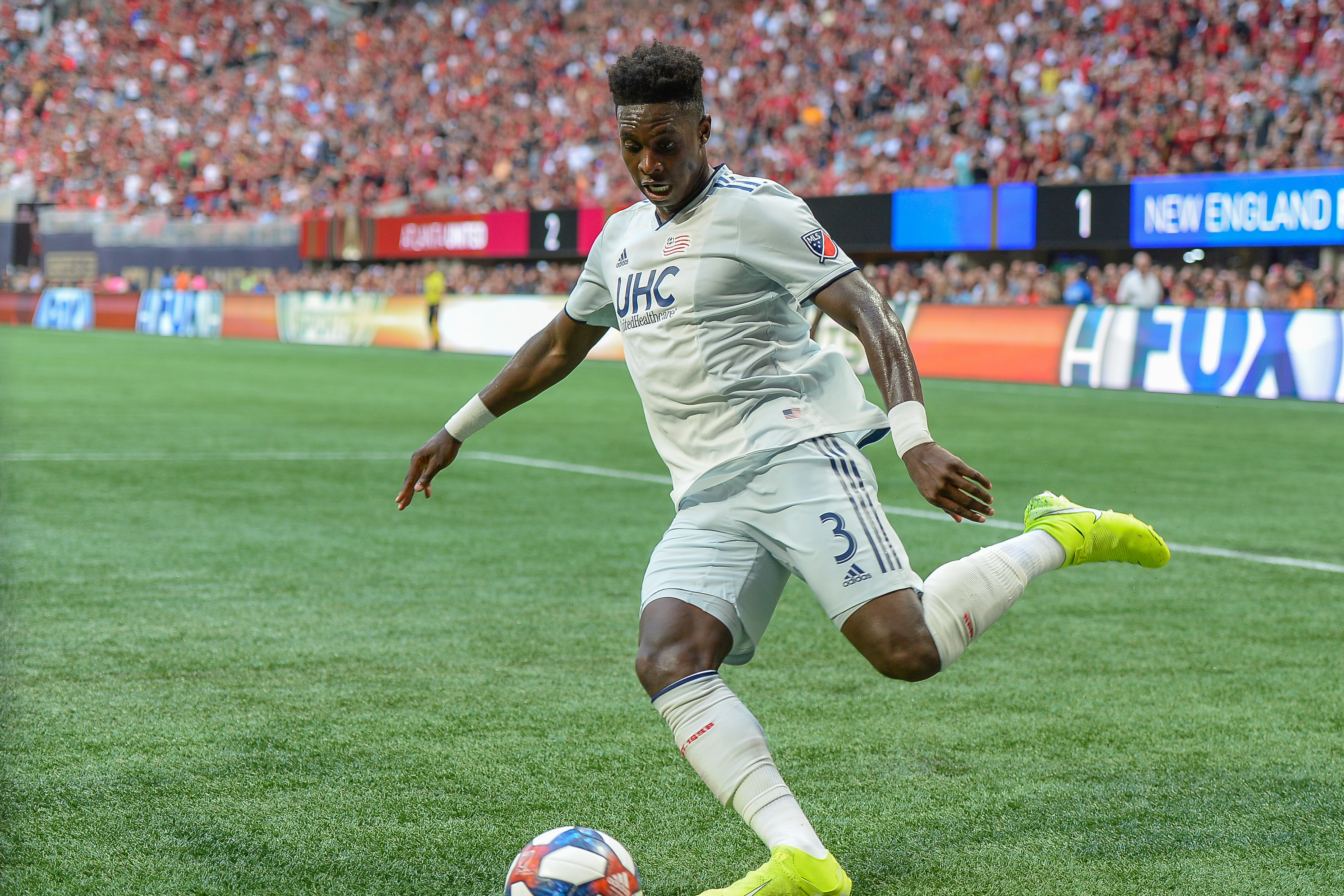 SOCCER: OCT 06 MLS - New England Revolution at Atlanta United FC
