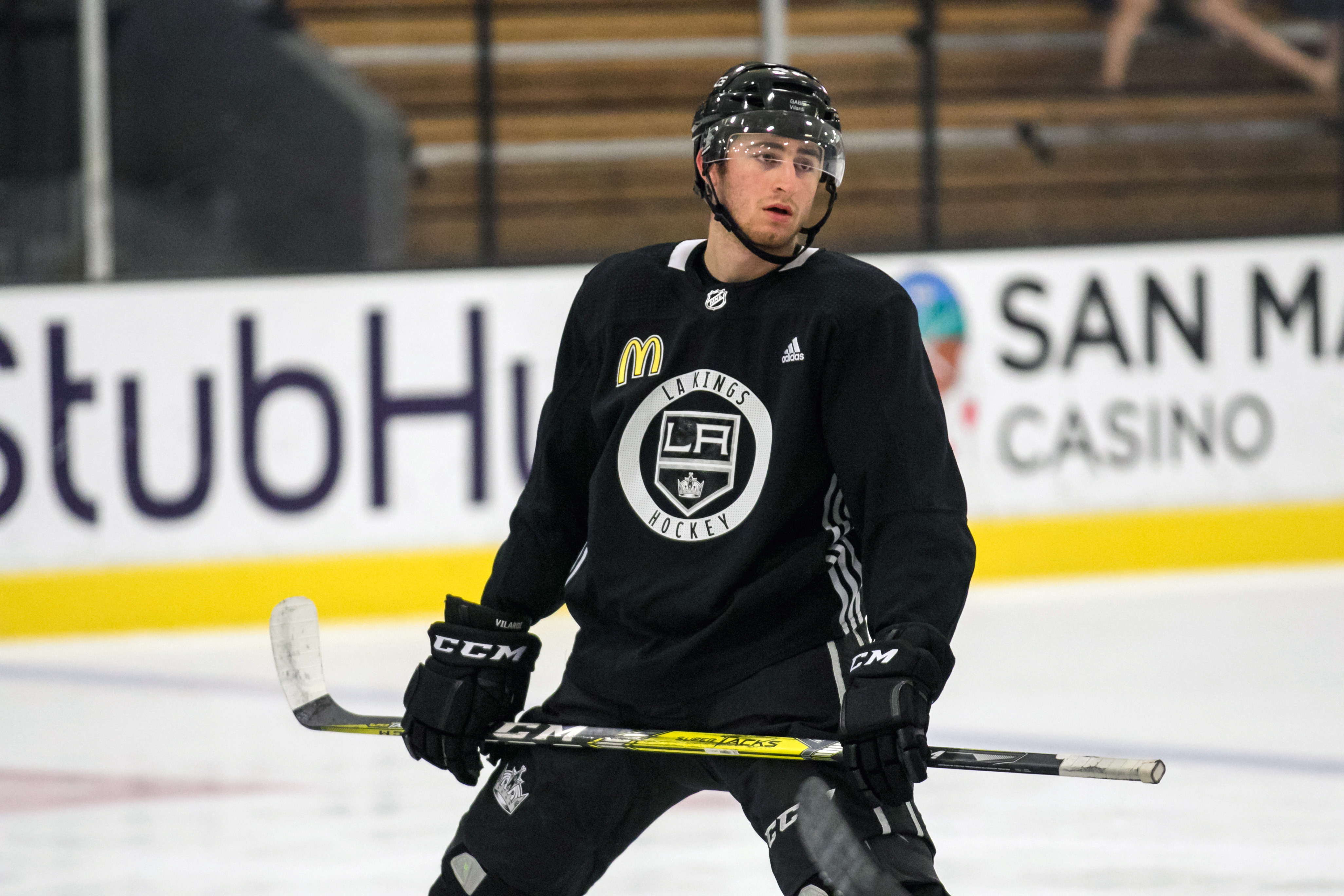NHL: JUN 27 Kings Development Camp