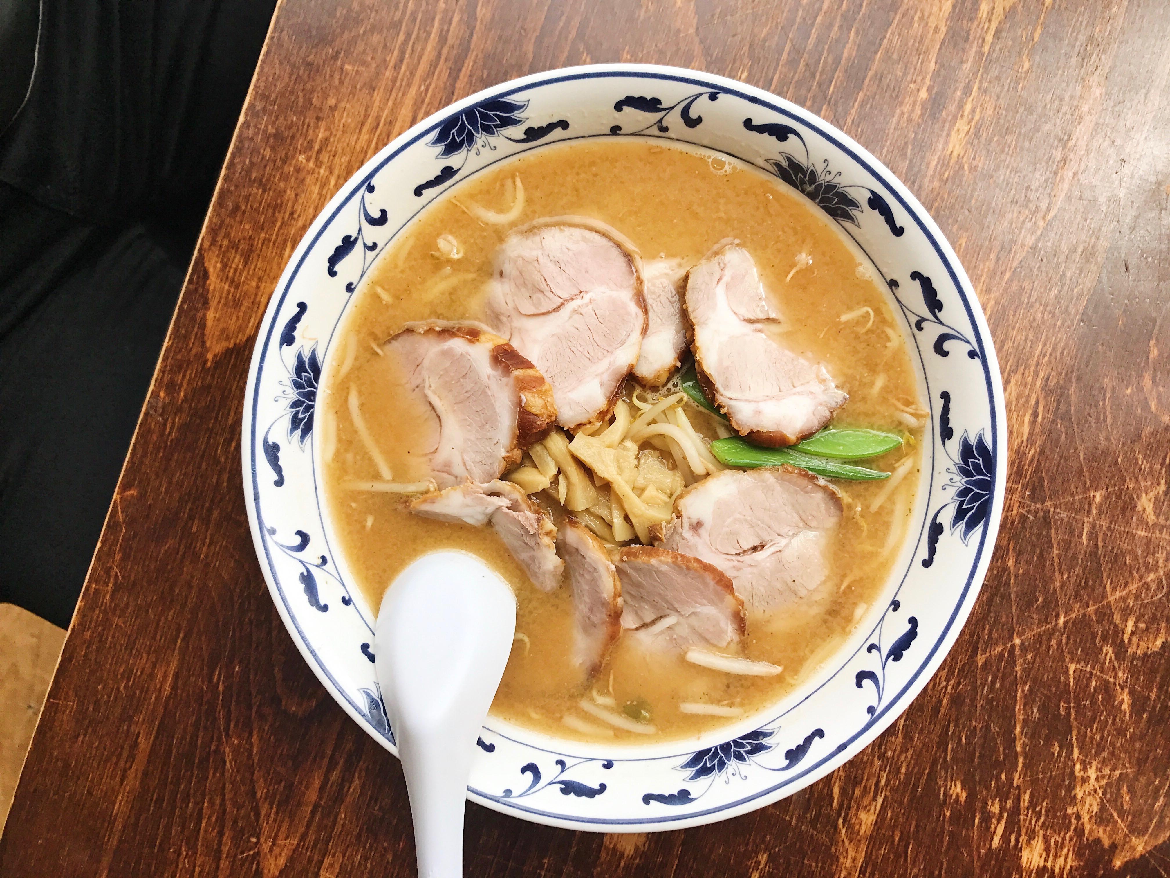 London's Best Noodle Soups