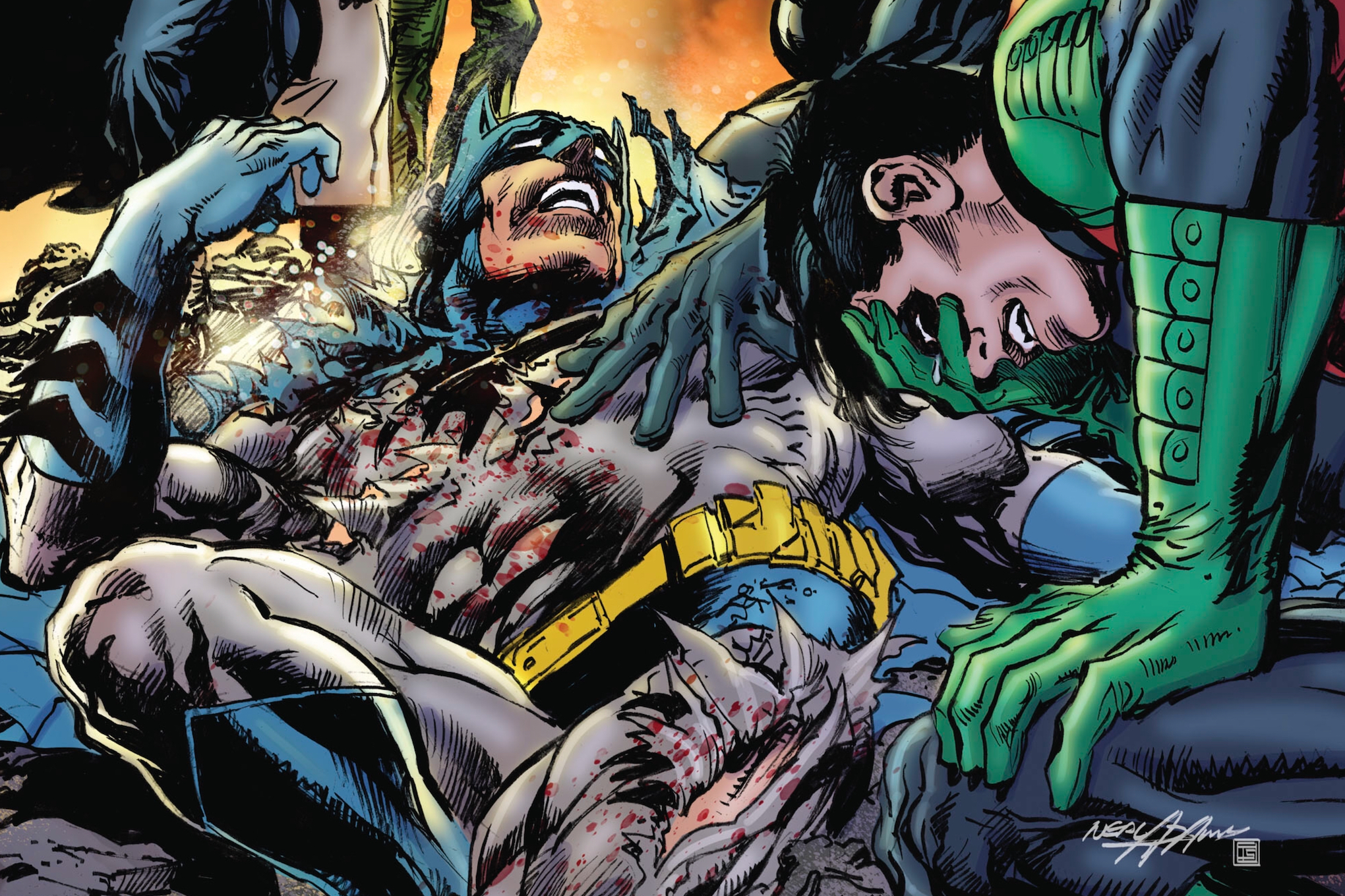 Breaking down the complete and utter madness of Batman vs. Ra's Al Ghul