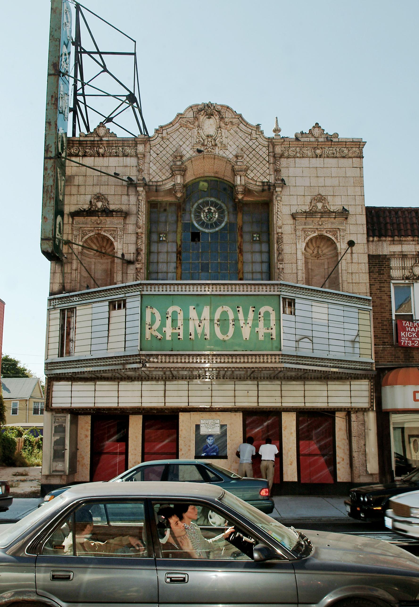 The Ramova Theatre in 2005.