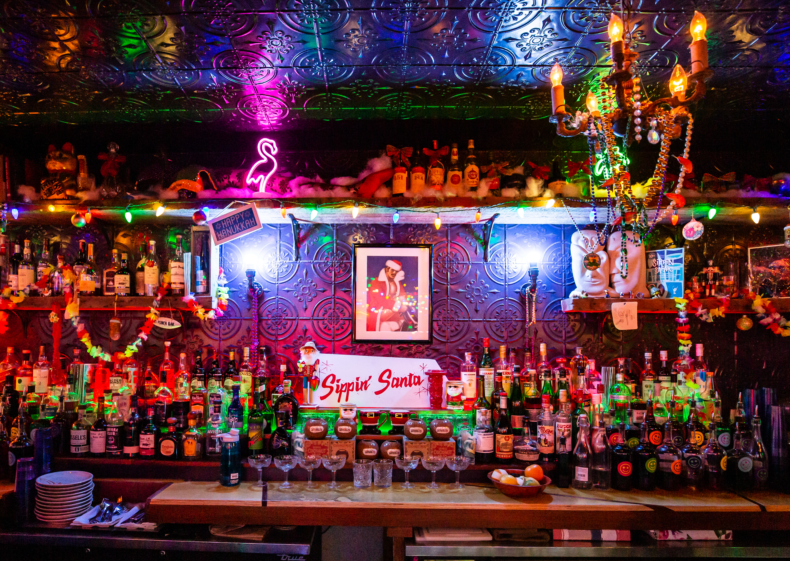 All the Holiday Bars and Restaurants to Know This Year Around Atlanta