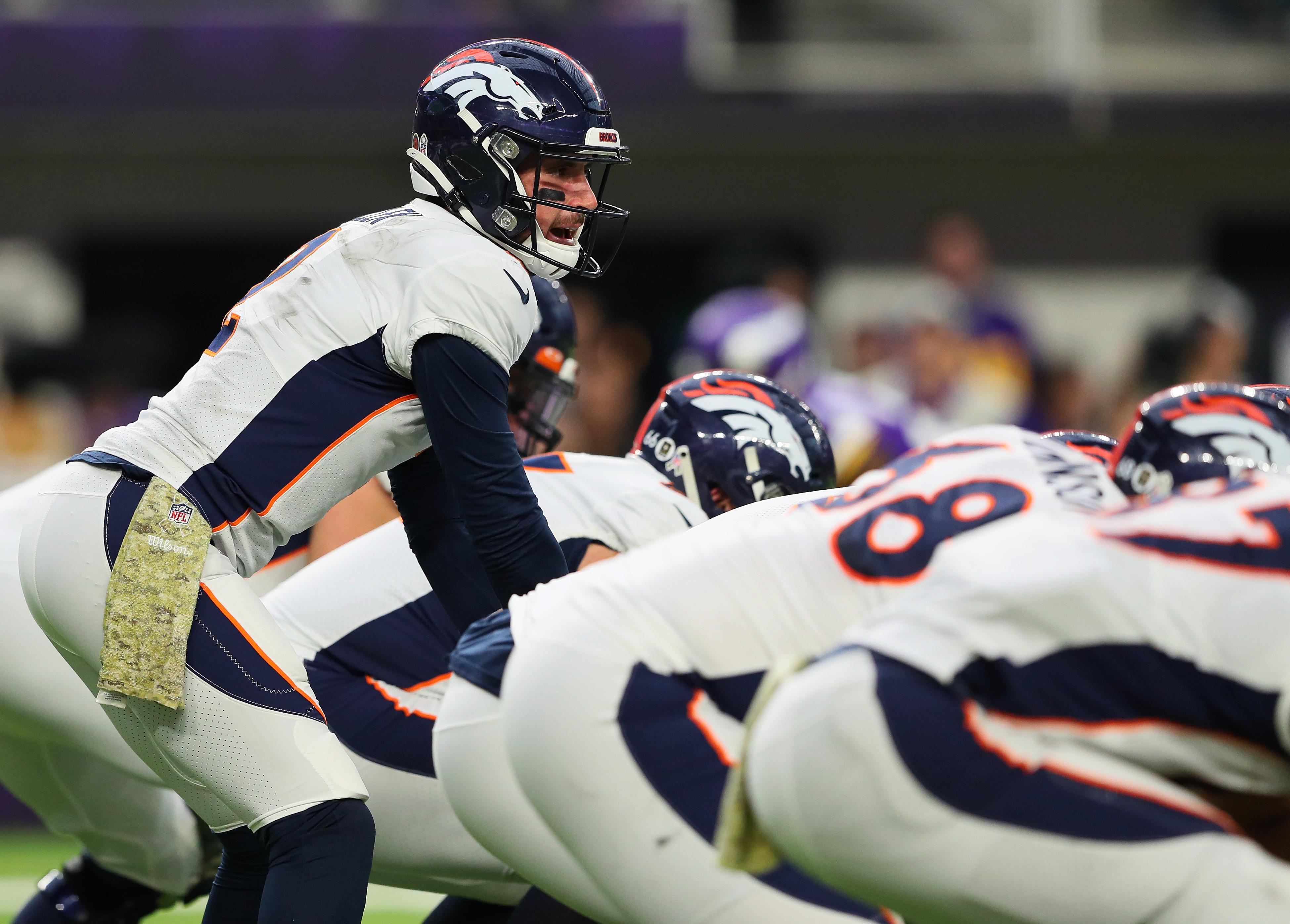 Denver Broncos vMinnesota Vikings