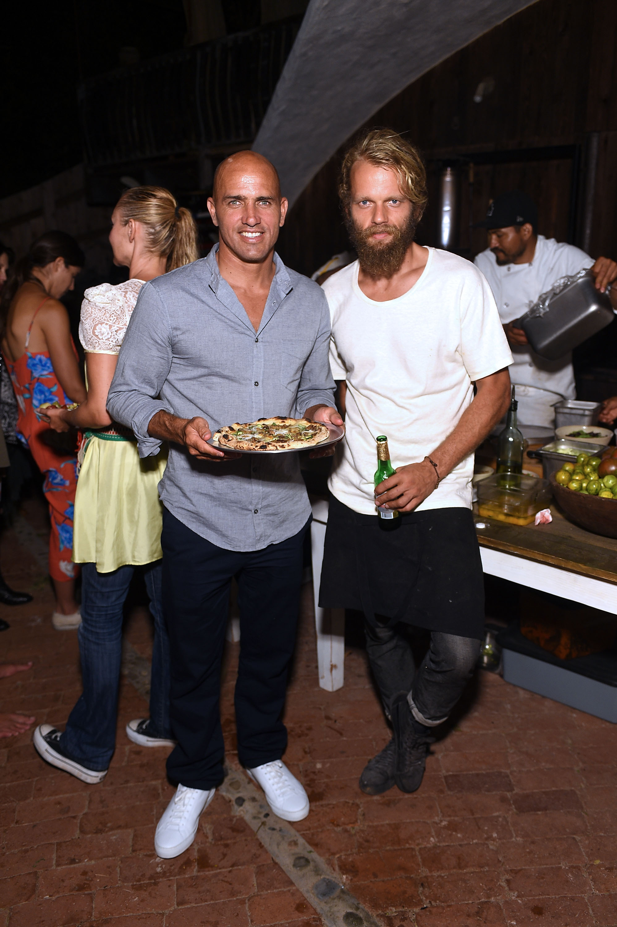 Kelly Slater, John Moore and Friends Celebrate the Launch of Outerknown