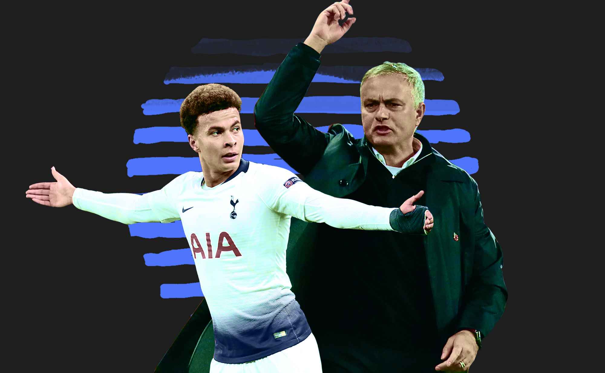 Jose Mourinho and Dele Alli were made for each other