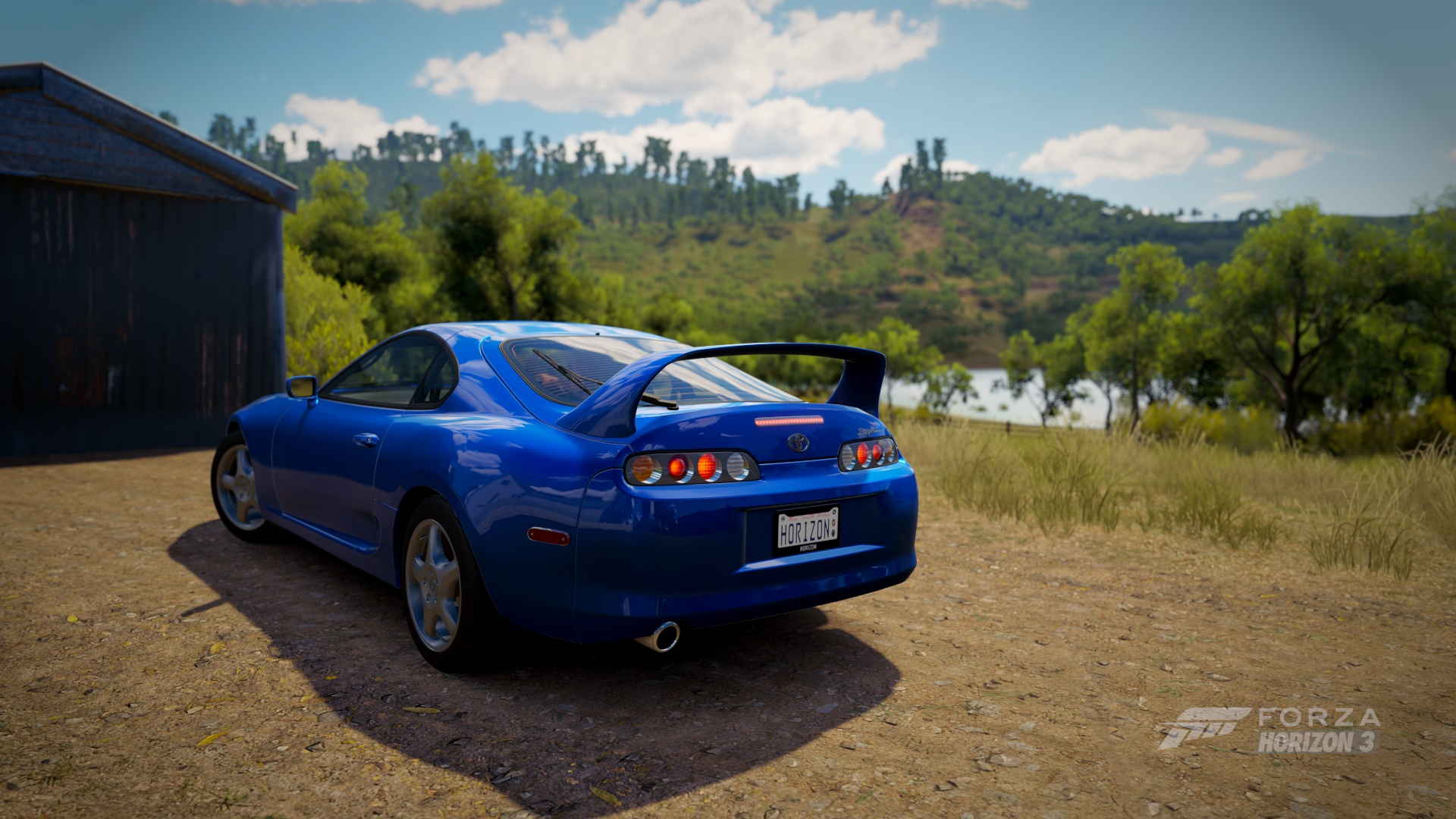 Toyota Supra returns to street racing in Forza Horizon 4