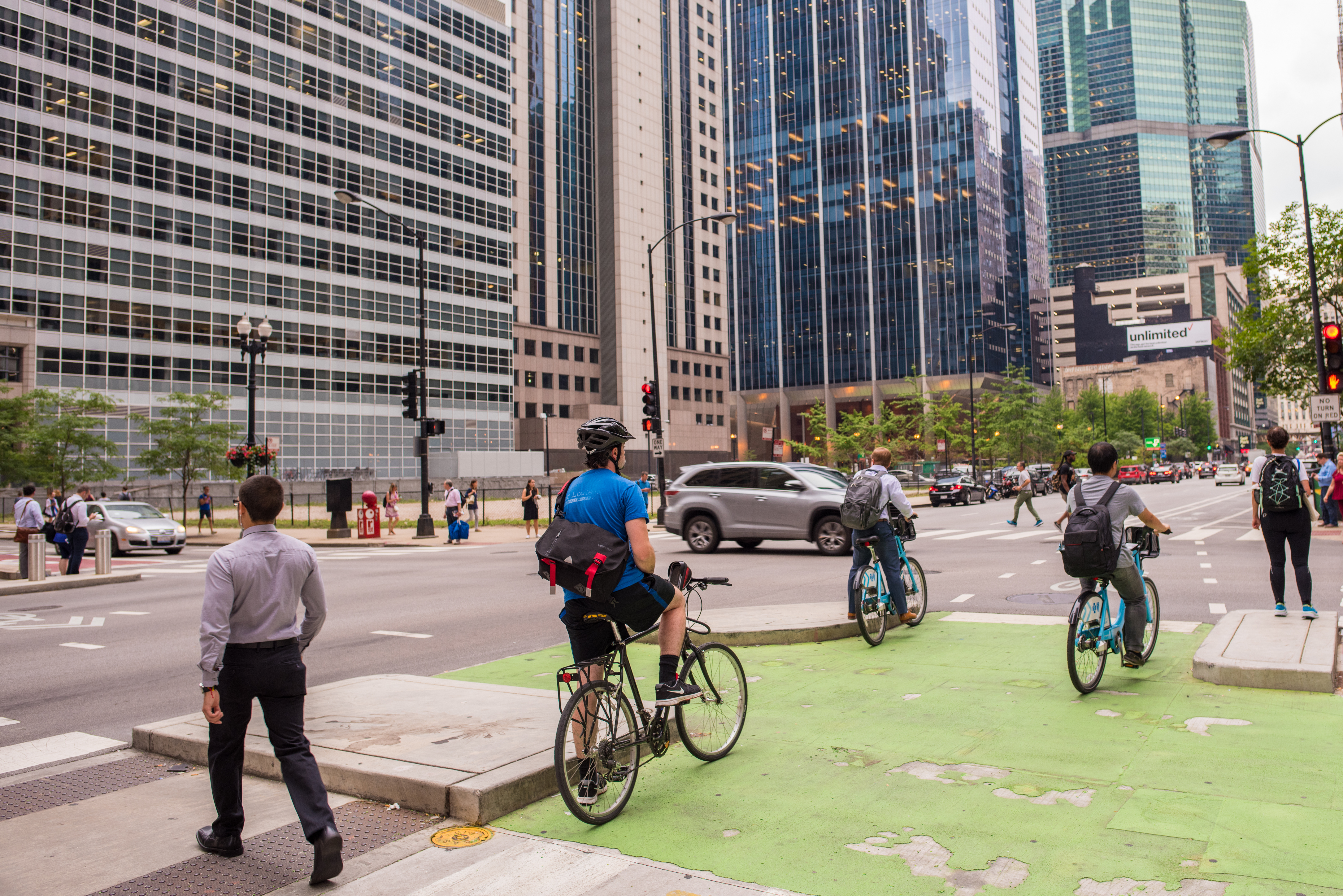 Chicago needs safer streets and protected bike lanes now, advocates say