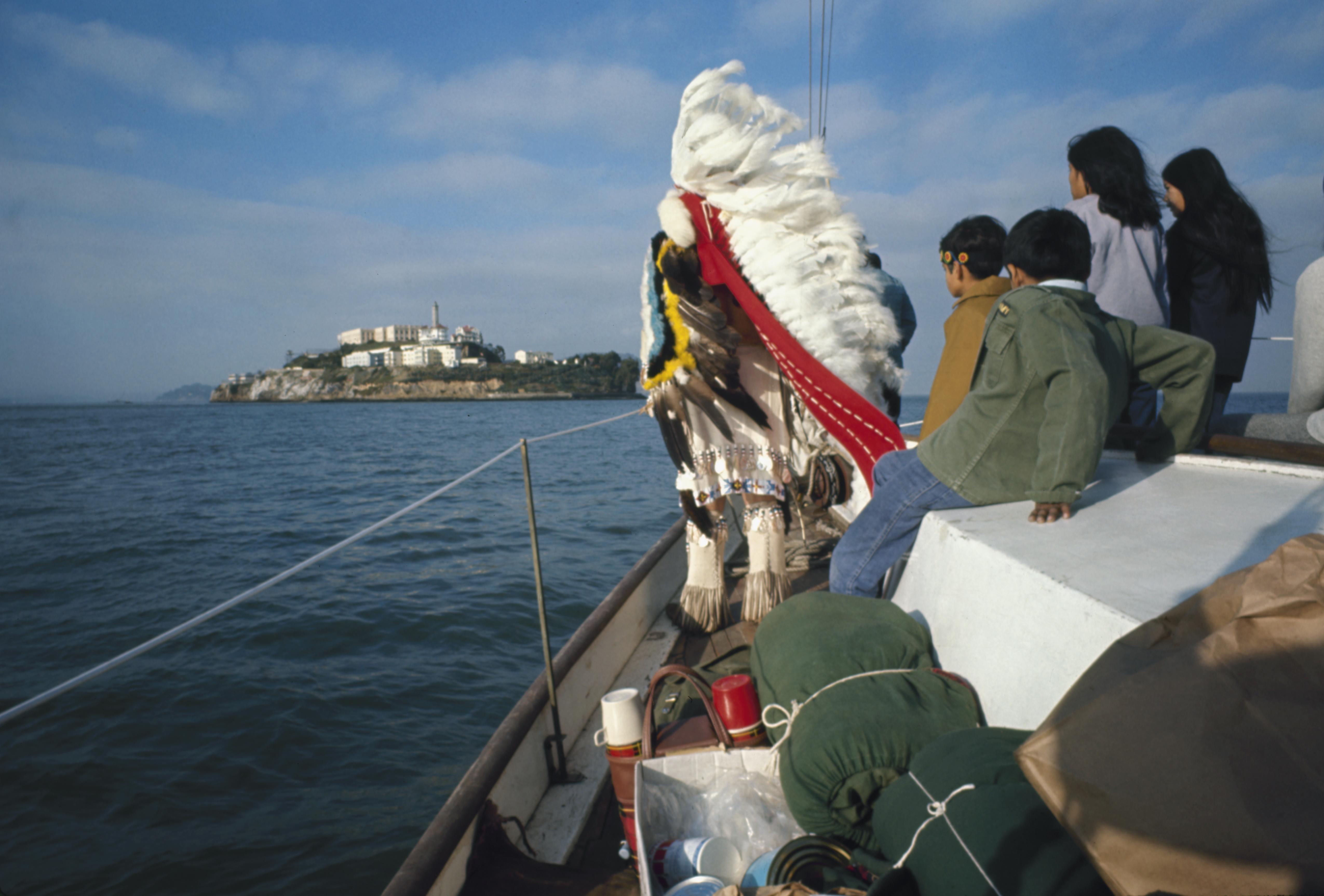 Occupation Of Alcatraz Island