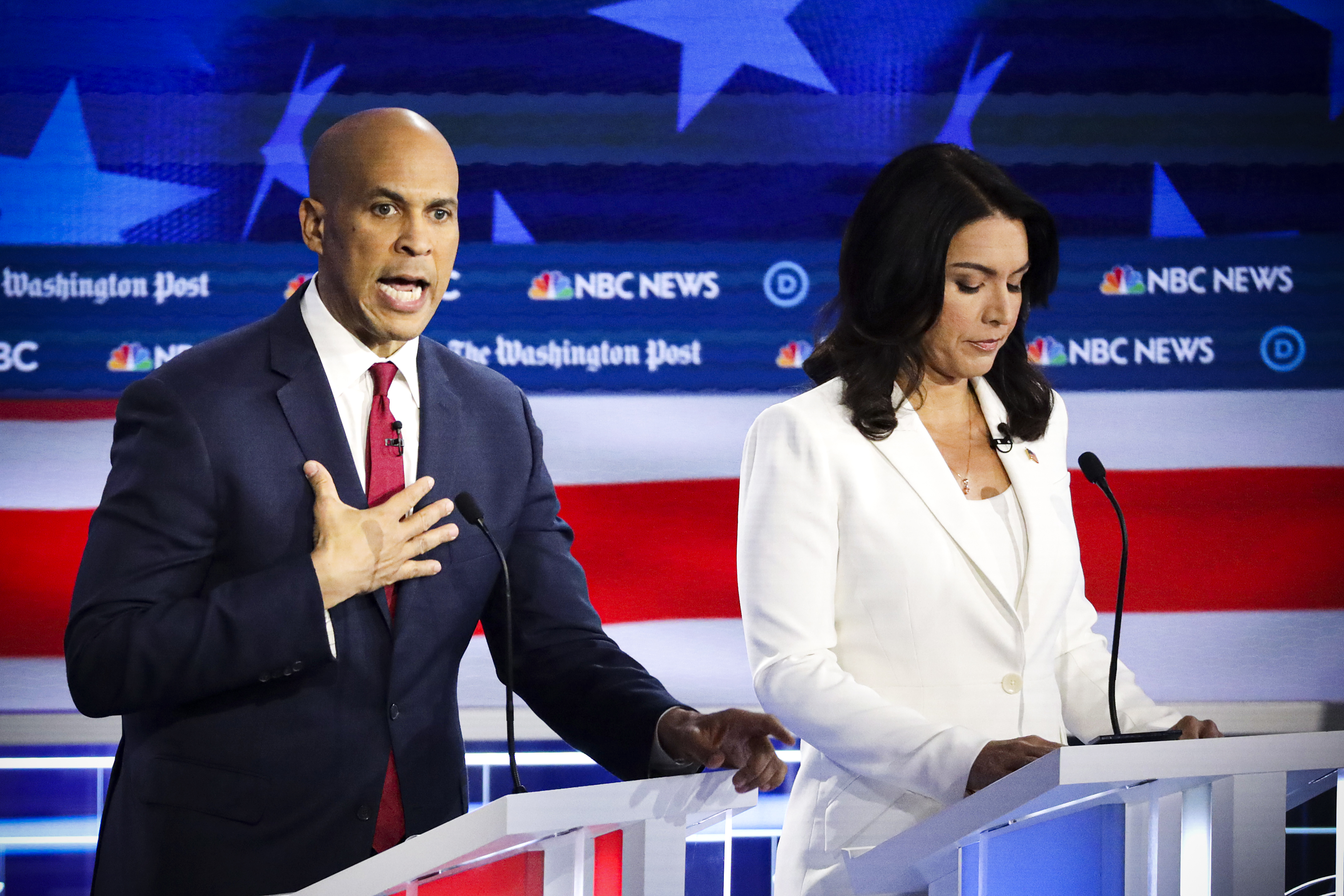 4 winners and 3 losers from the November Democratic debate