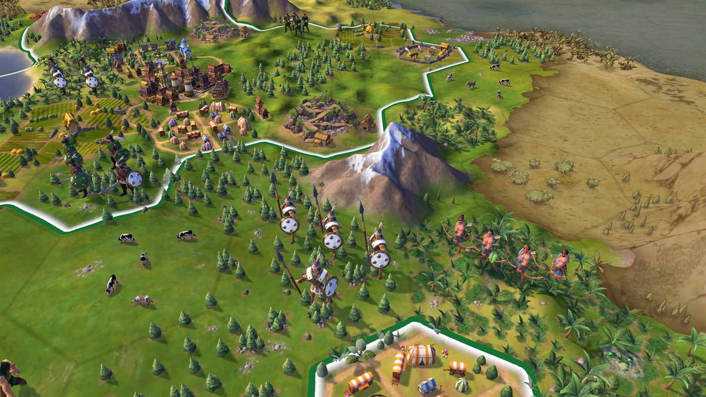 Civilization 6 is a solid console port, at too high a price