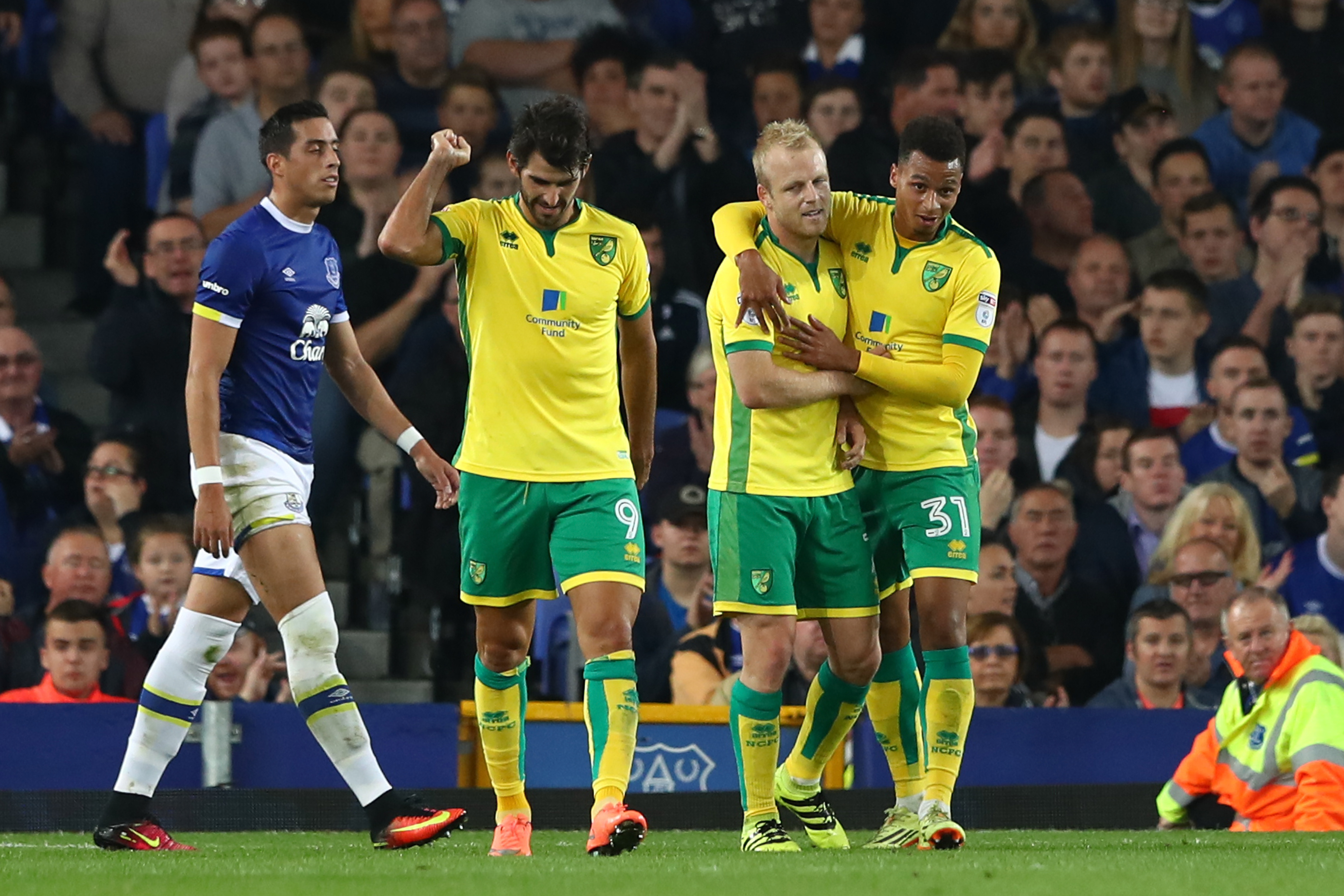 Everton vs Norwich City: The Opposition View