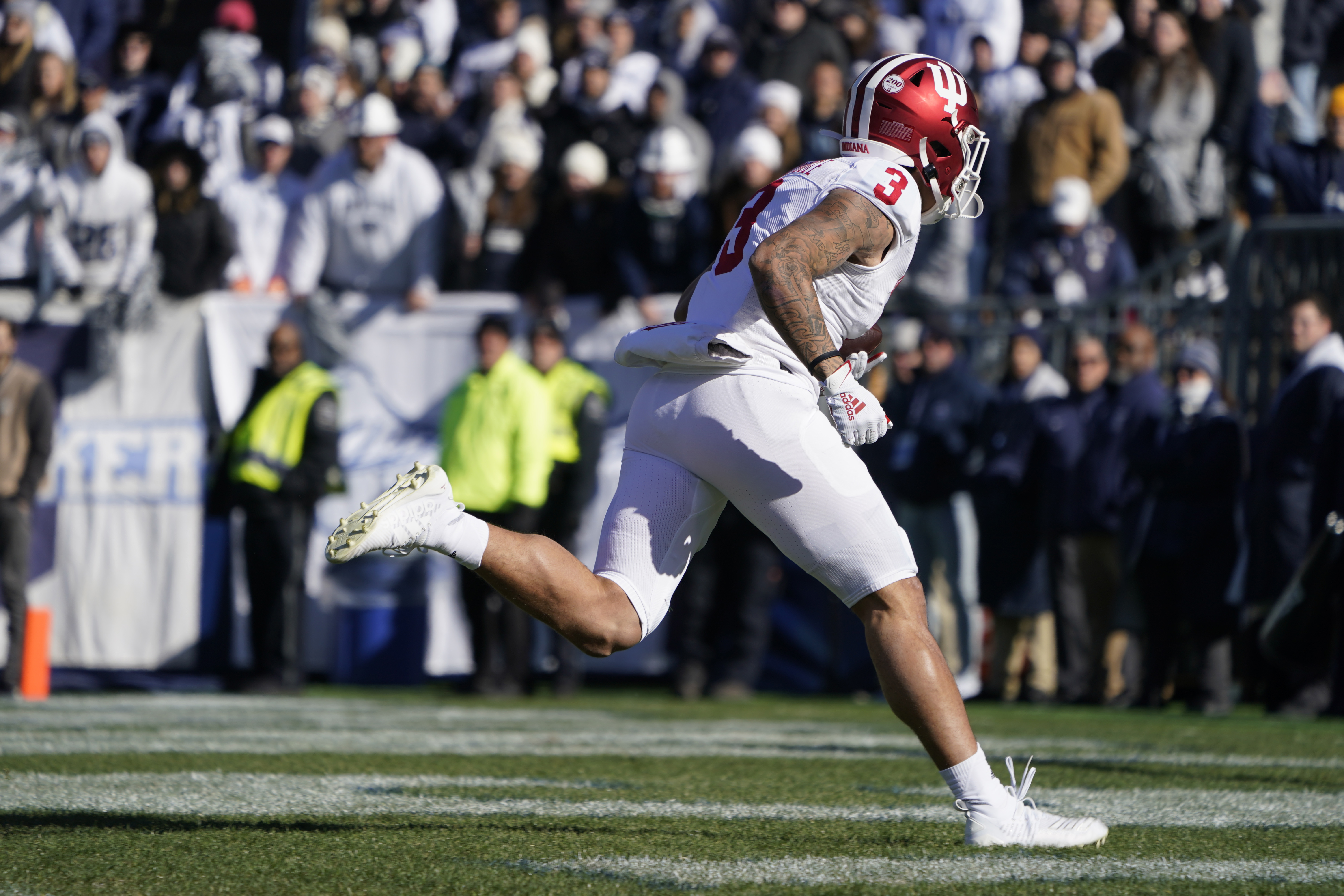 COLLEGE FOOTBALL: NOV 16 Indiana at Penn State