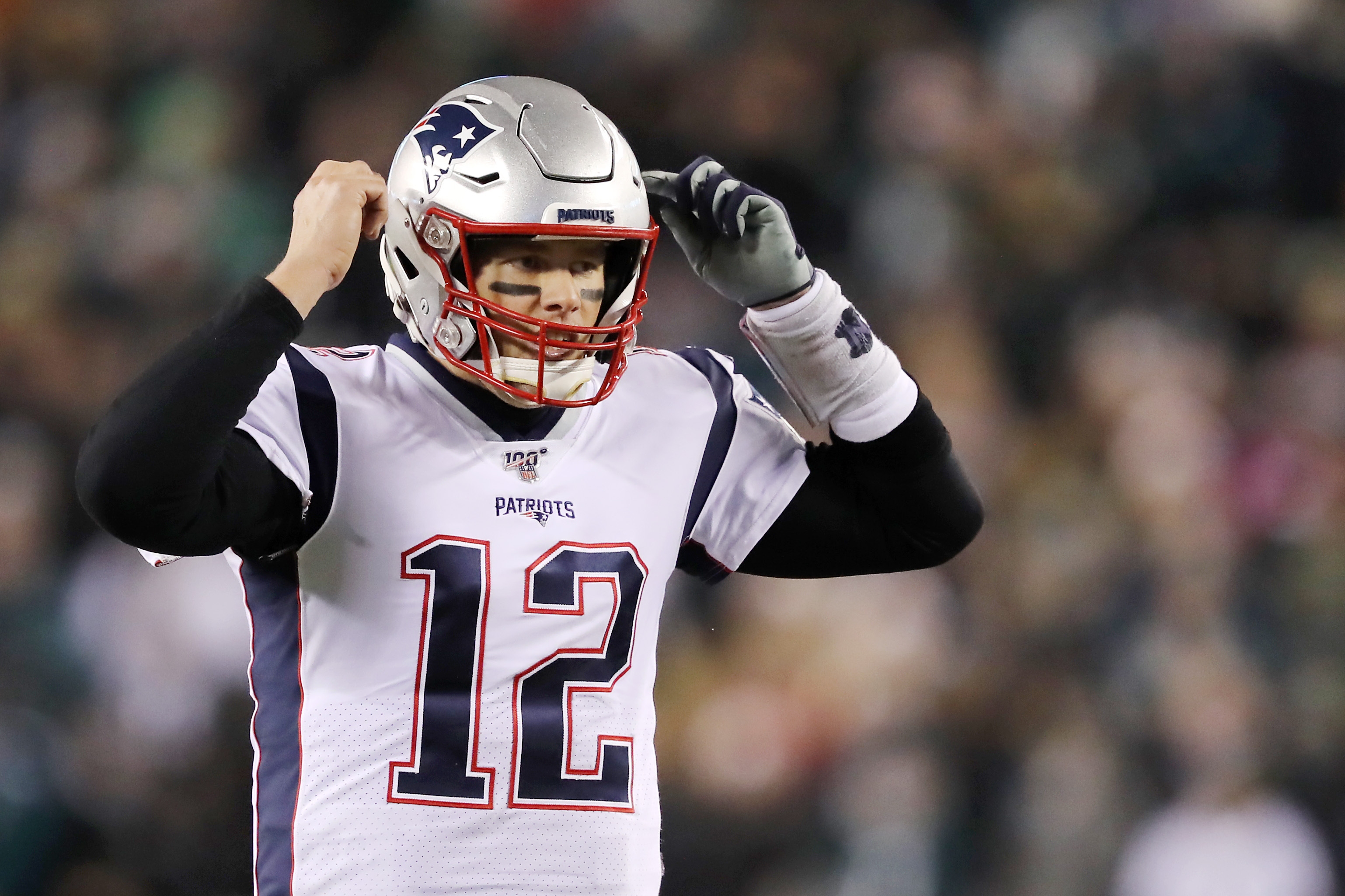 Tom Brady's game is finally declining (for now)