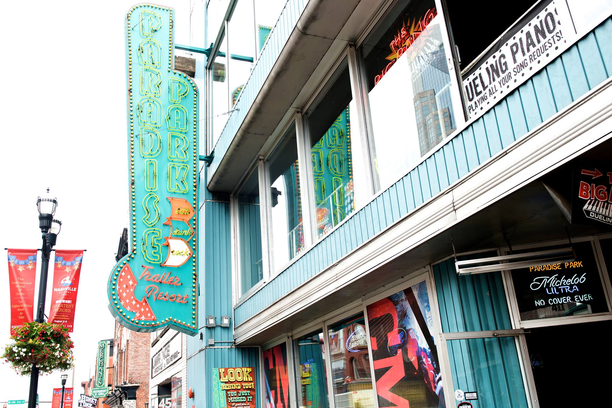 Shuttered Nashville Staple Paradise Park Is Coming Back to Broadway