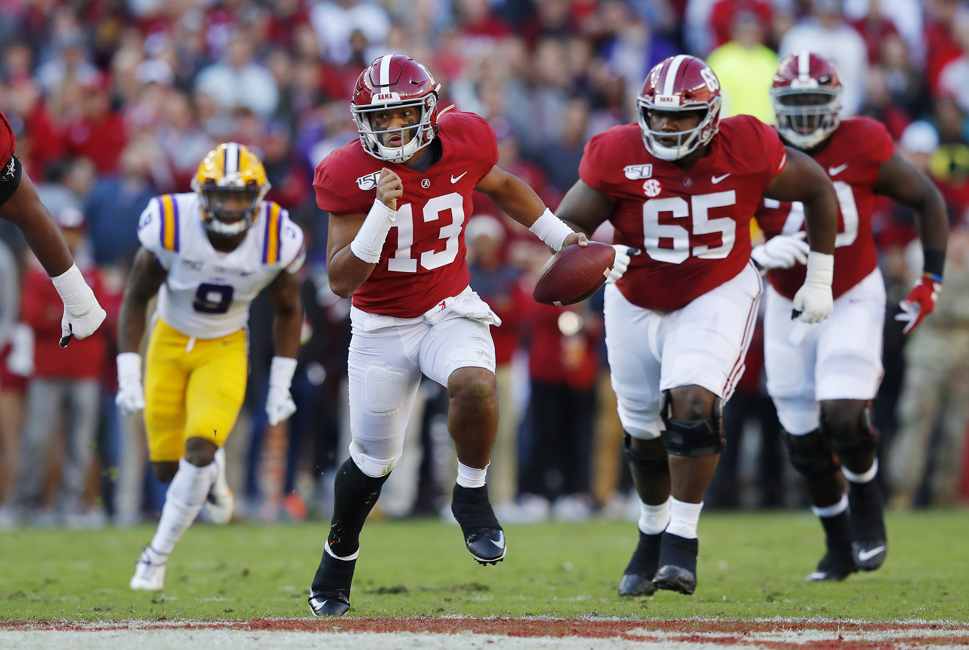 Tua Tagovailoa's season-ending hip injury might have an NFL silver lining
