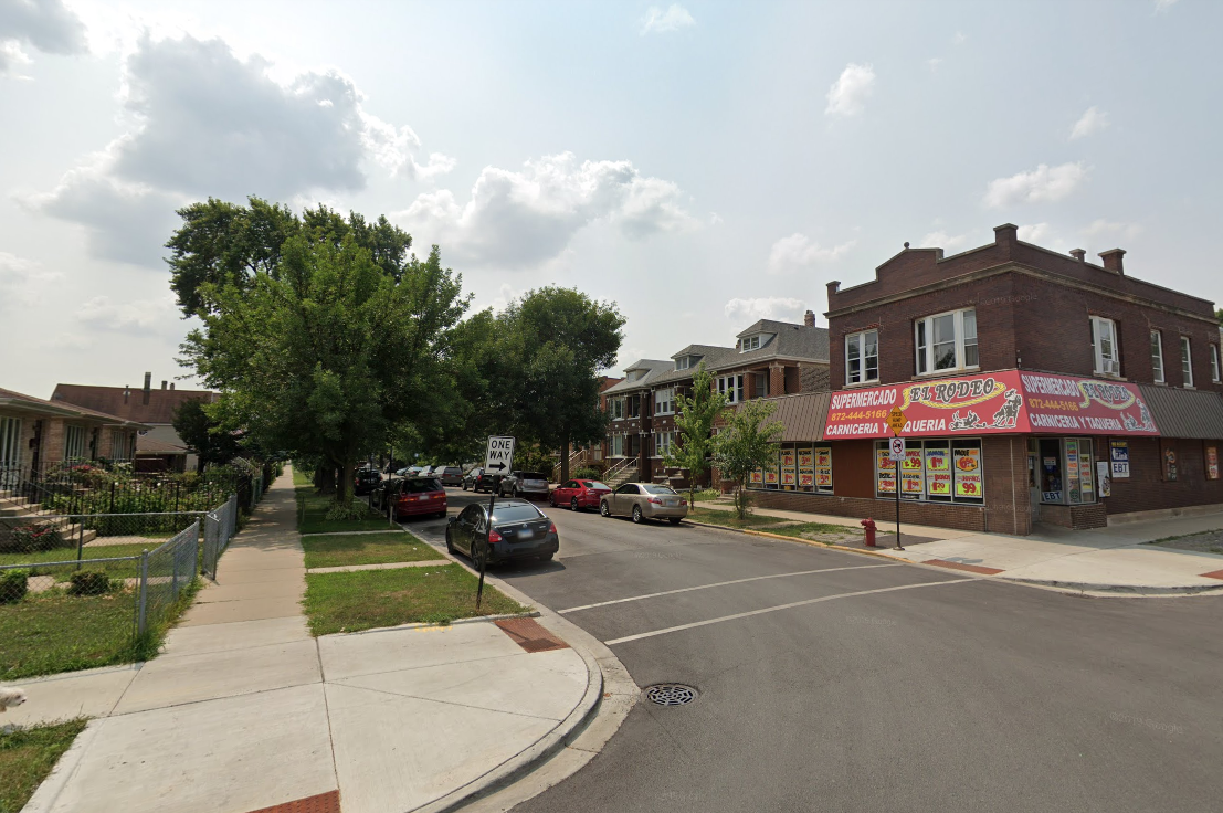Robberies were reported in Brighton Park and Archer Heights