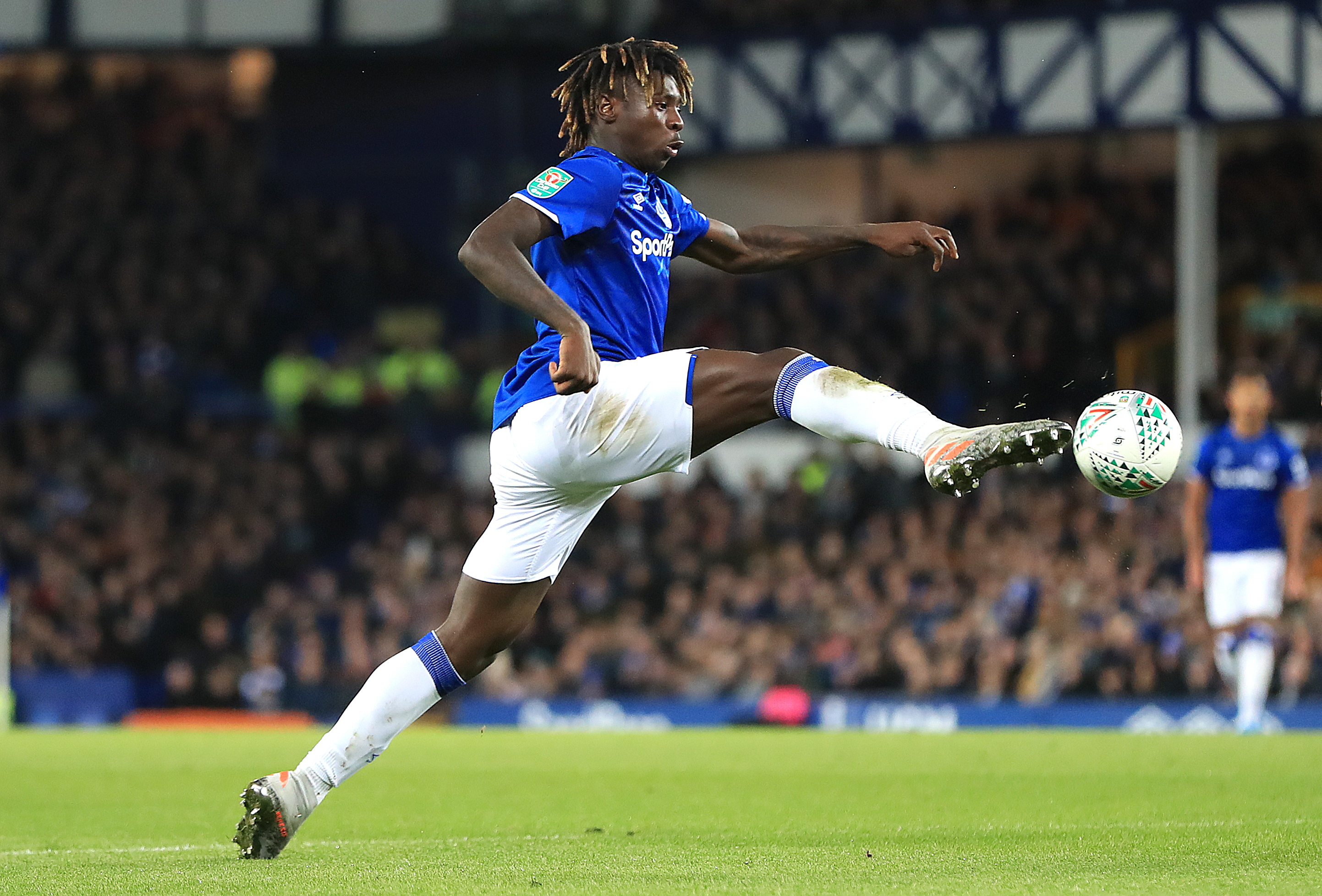 Friday's Toffee Bites: Kean up for challenge, striker swap deal rumours, Virgínia latest