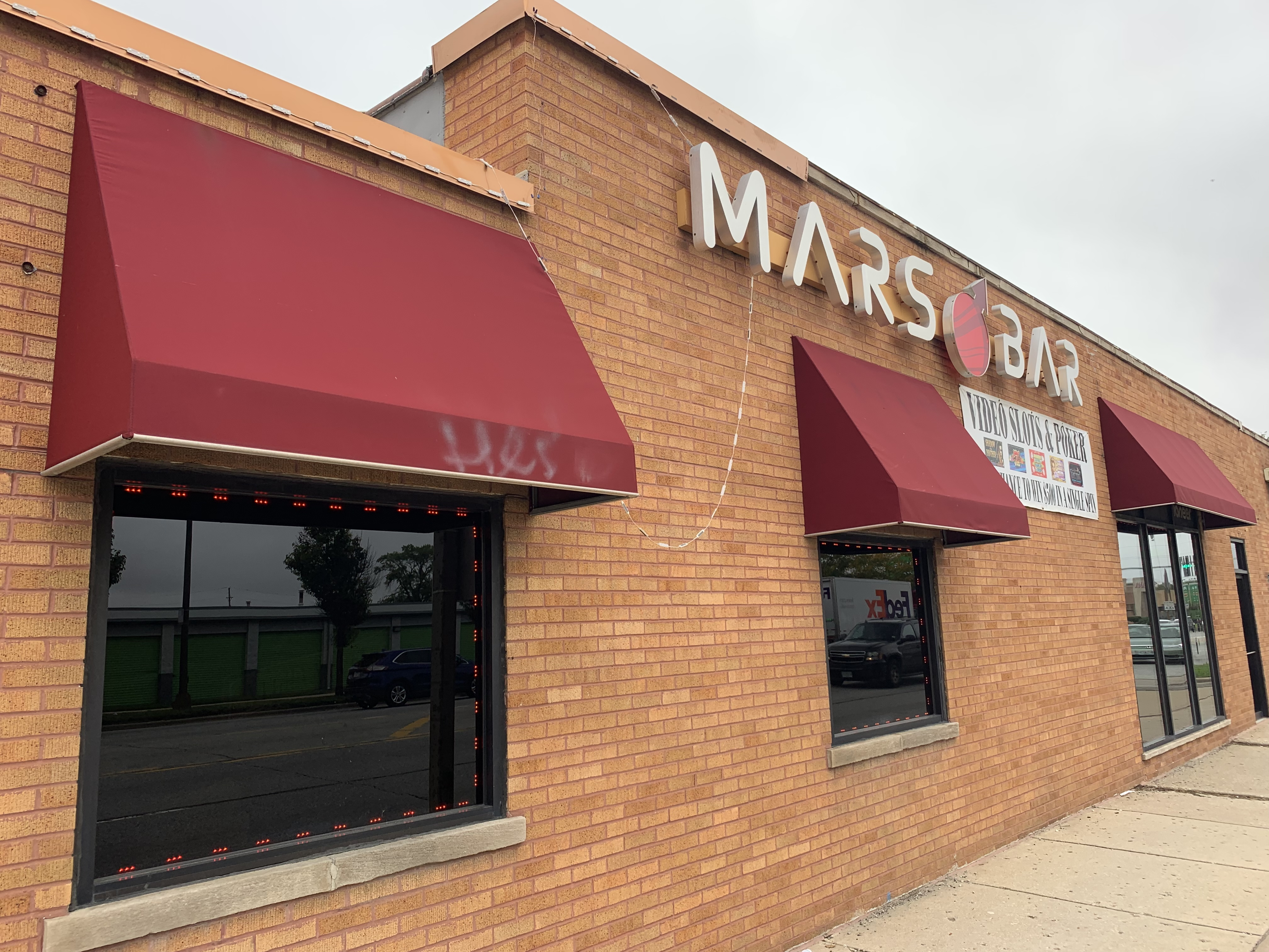 Mars Bar in Summit, run by Mariano Martinez and a relative, has been the subject of questions by federal agents.