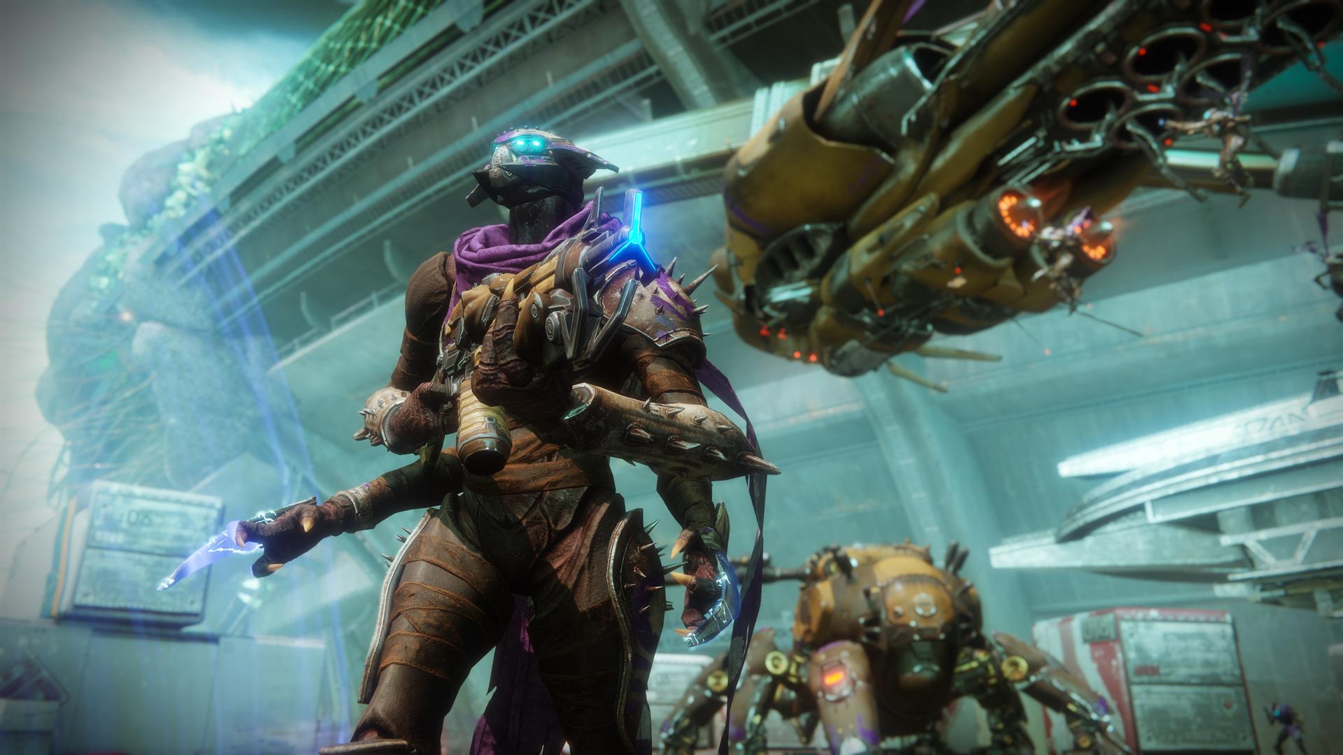 Destiny 2 is down, Bungie investigating stork errors