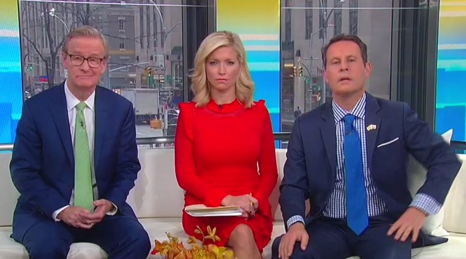 """""""Are you sure?"""" Trump's Ukraine conspiracy theory was a bit much even for Fox & Friends"""