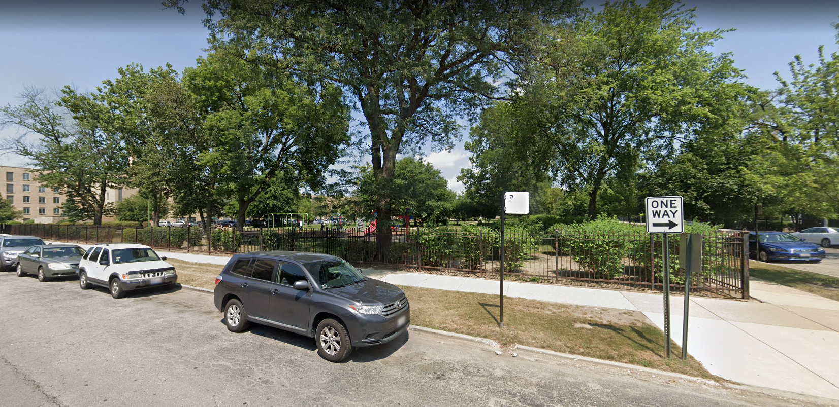 Two people tried luring a boy into their vehicle about 8:10 a.m. Nov. 22, 2019 in Marquette Park.