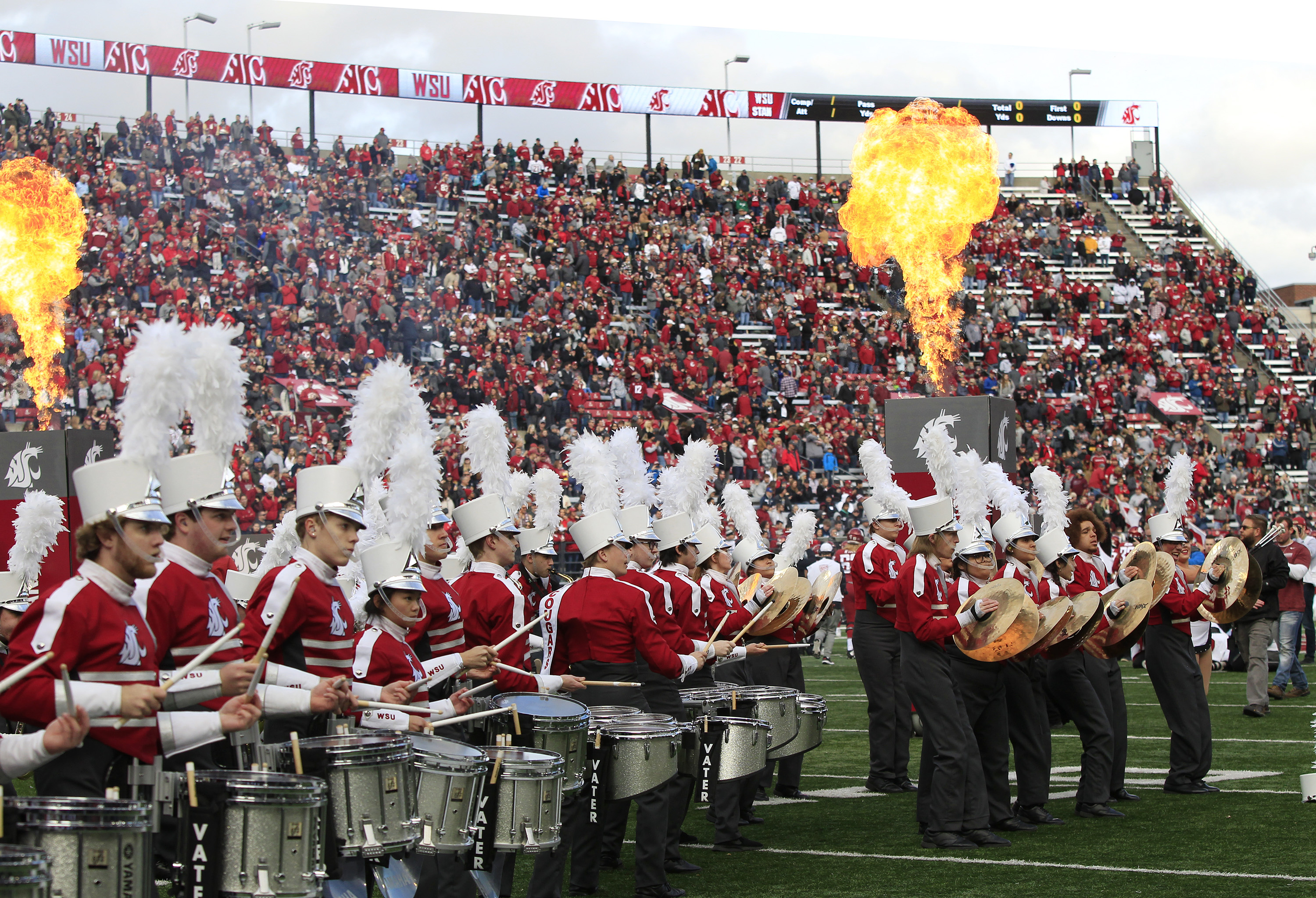 Oregon State Washington State how to watch game time tv schedule