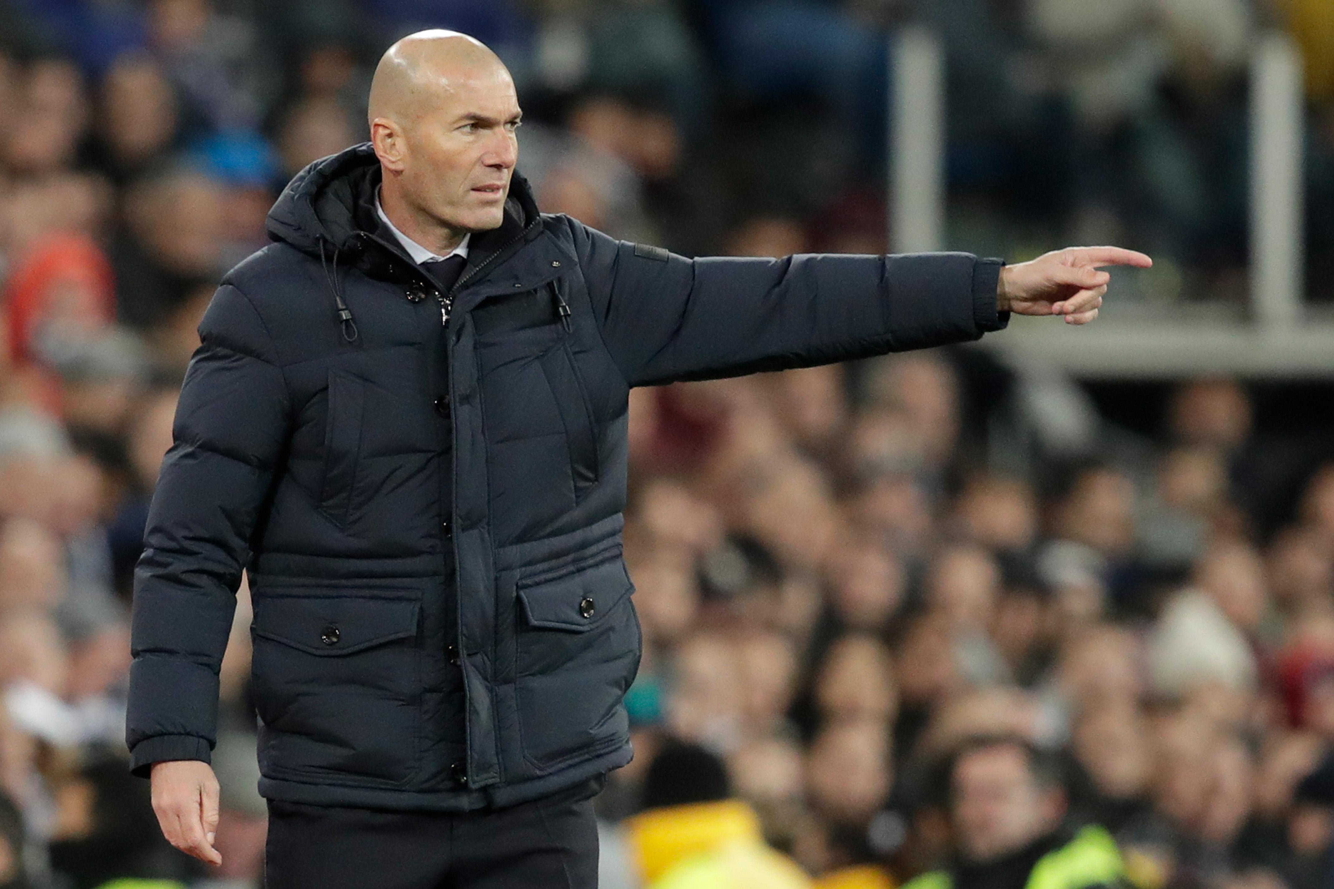 Real Madrid v Real Sociedad - La Liga Santander